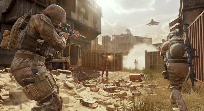 A still from Call of Duty: Modern Warfare, one of the best-selling games of all time.