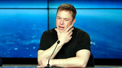 Elon Musk's daylong Twitter rant on unions and US history