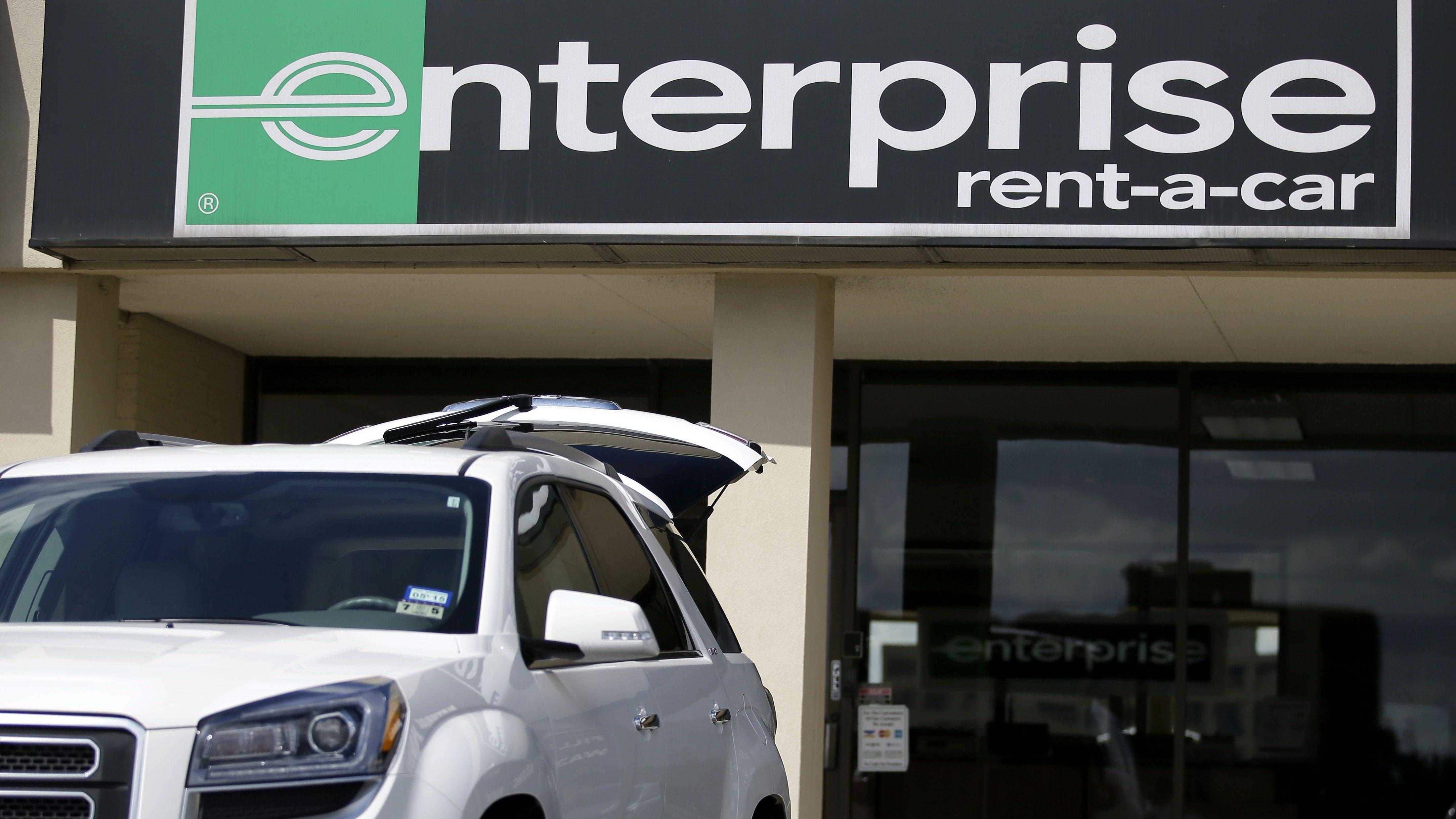 Car Rental Companies Are Terrified Of Startups Like Uber And Turo