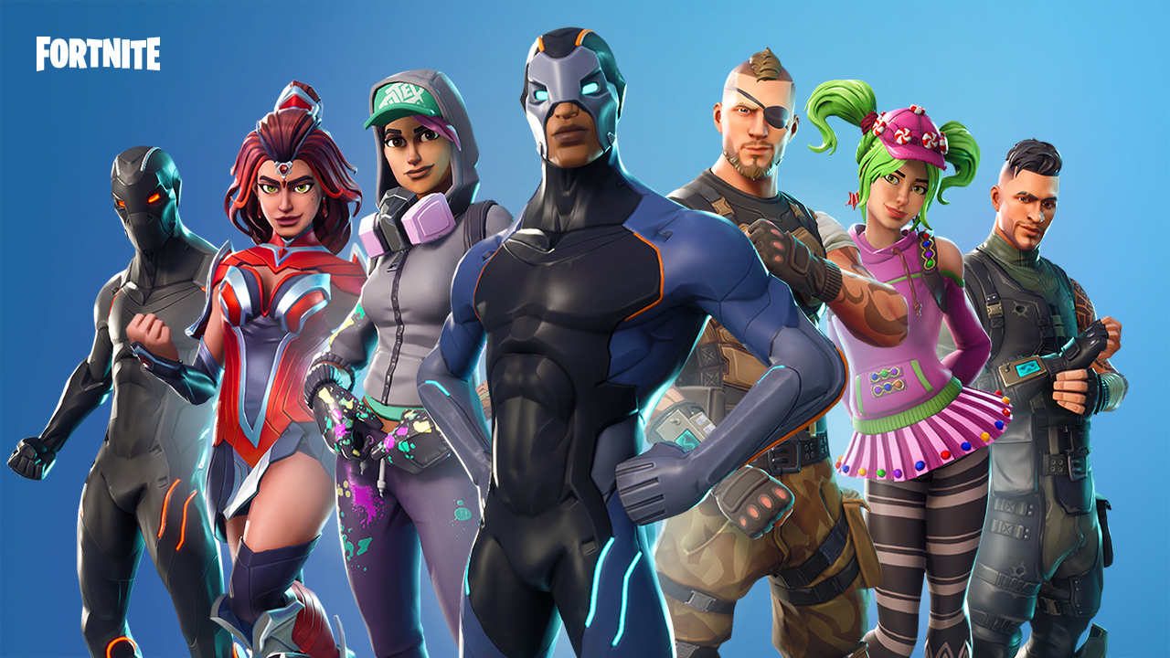 Fortnite's ranked Solo Showdown mode offers free V-Bucks to winners