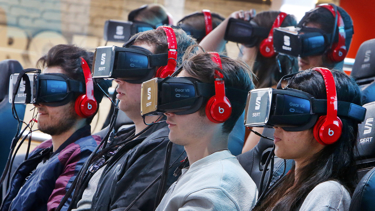 Steel giant Arcelor Mittal is using virtual reality to test for fear of heights in South Africa