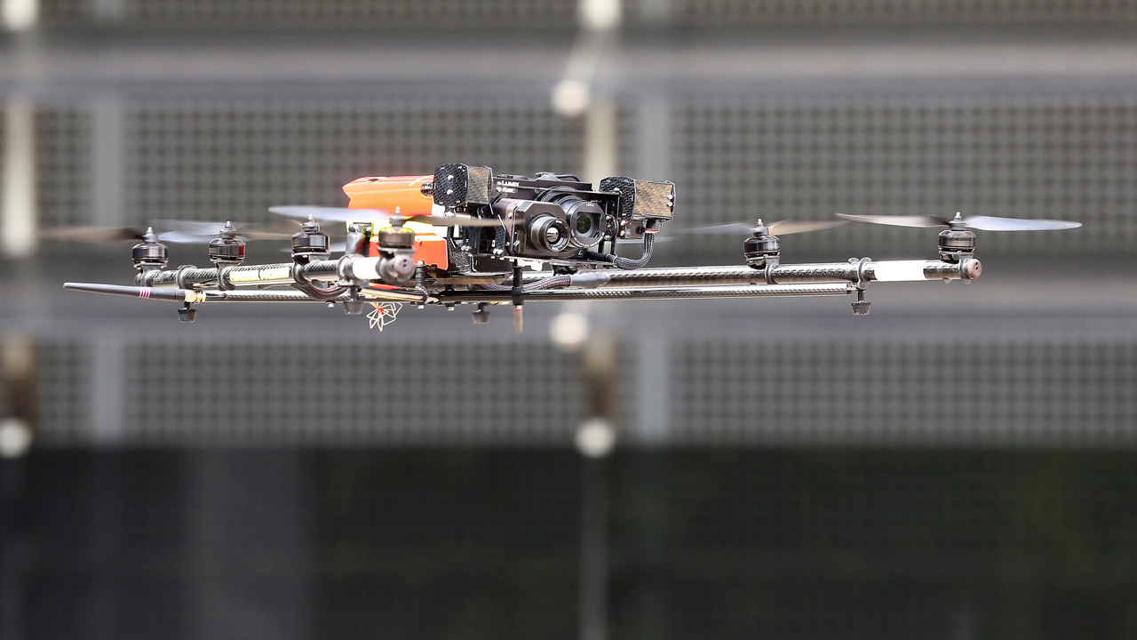 Gauteng government launches drones to monitor infrastructure projects for corruption and service delivery