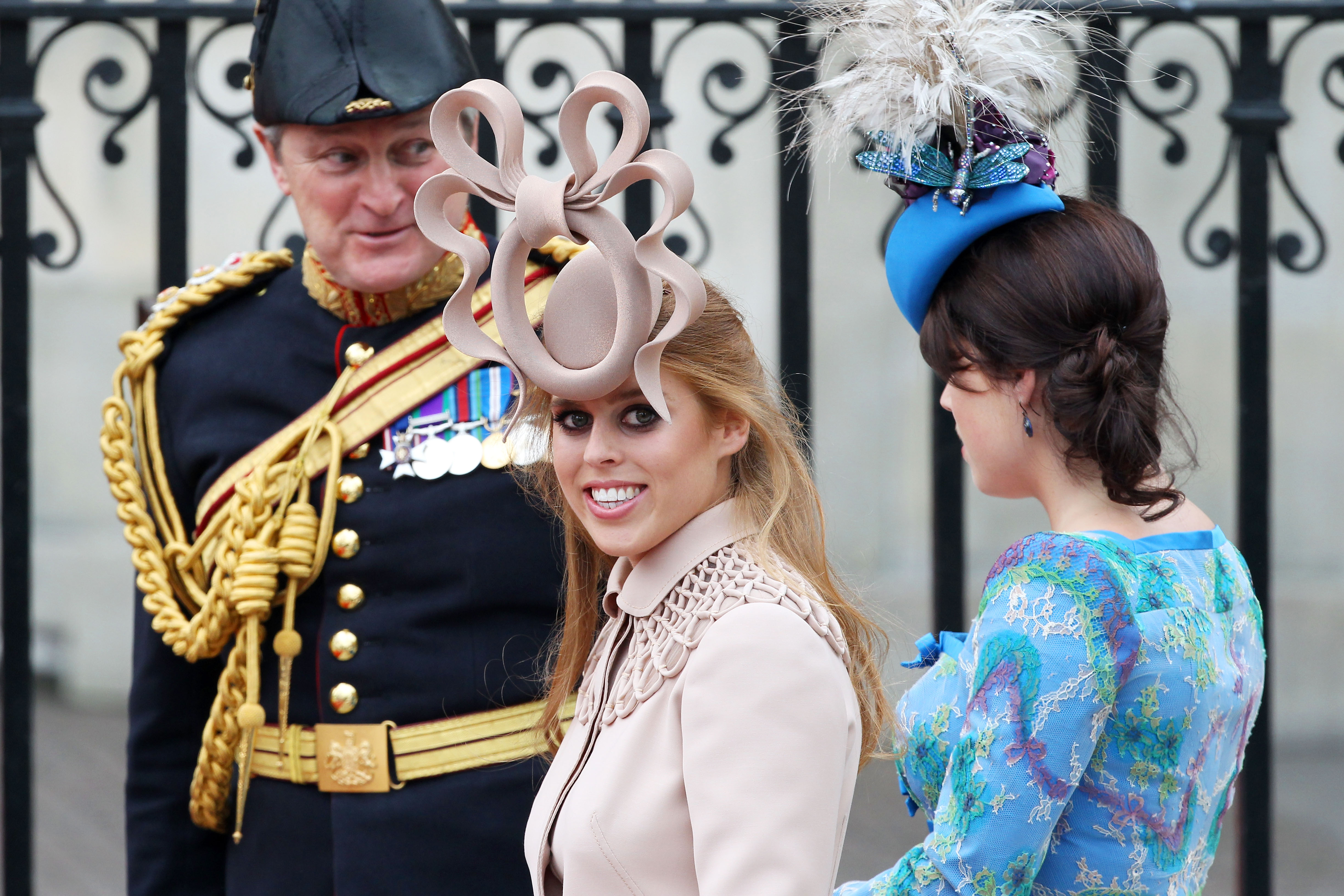Royal wedding hats and fascinators  The designers to watch for — Quartzy 7b8b4024d5d