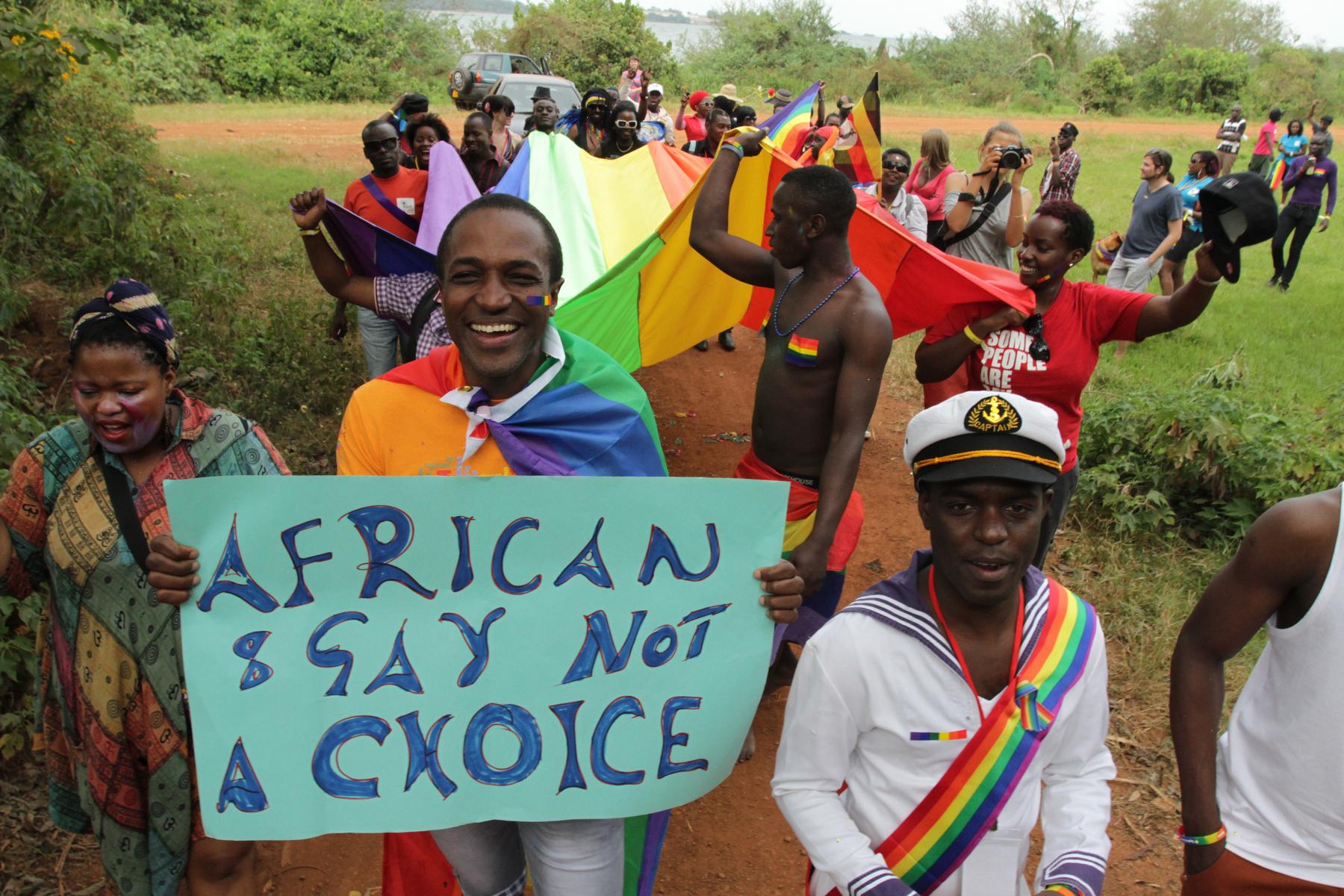 Resultat d'imatges de africa lgbt