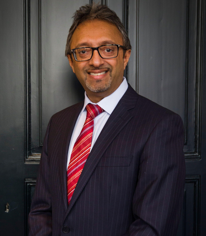 Harj Dhaliwal, managing director, Middle East & India