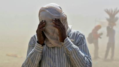 India-dust-storms-climate-change-weather