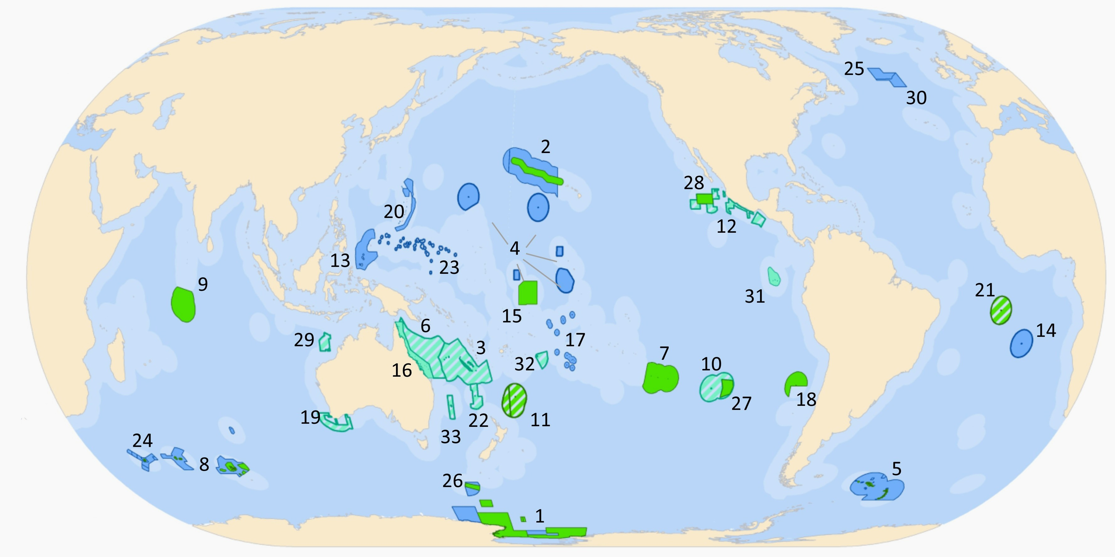 Marine protected areas_coloured