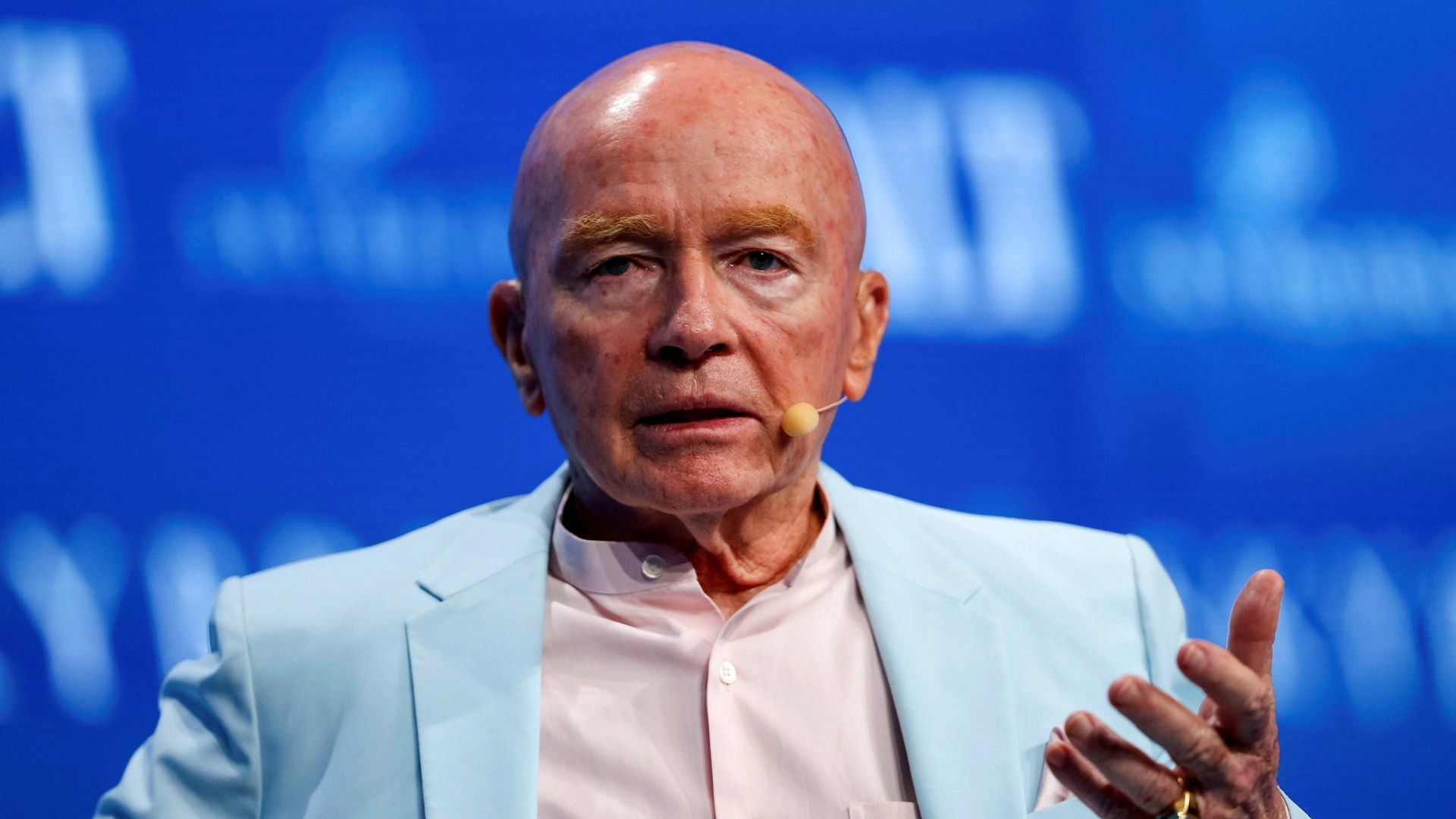 Mark Mobius says he would invest in North Korea is he could.