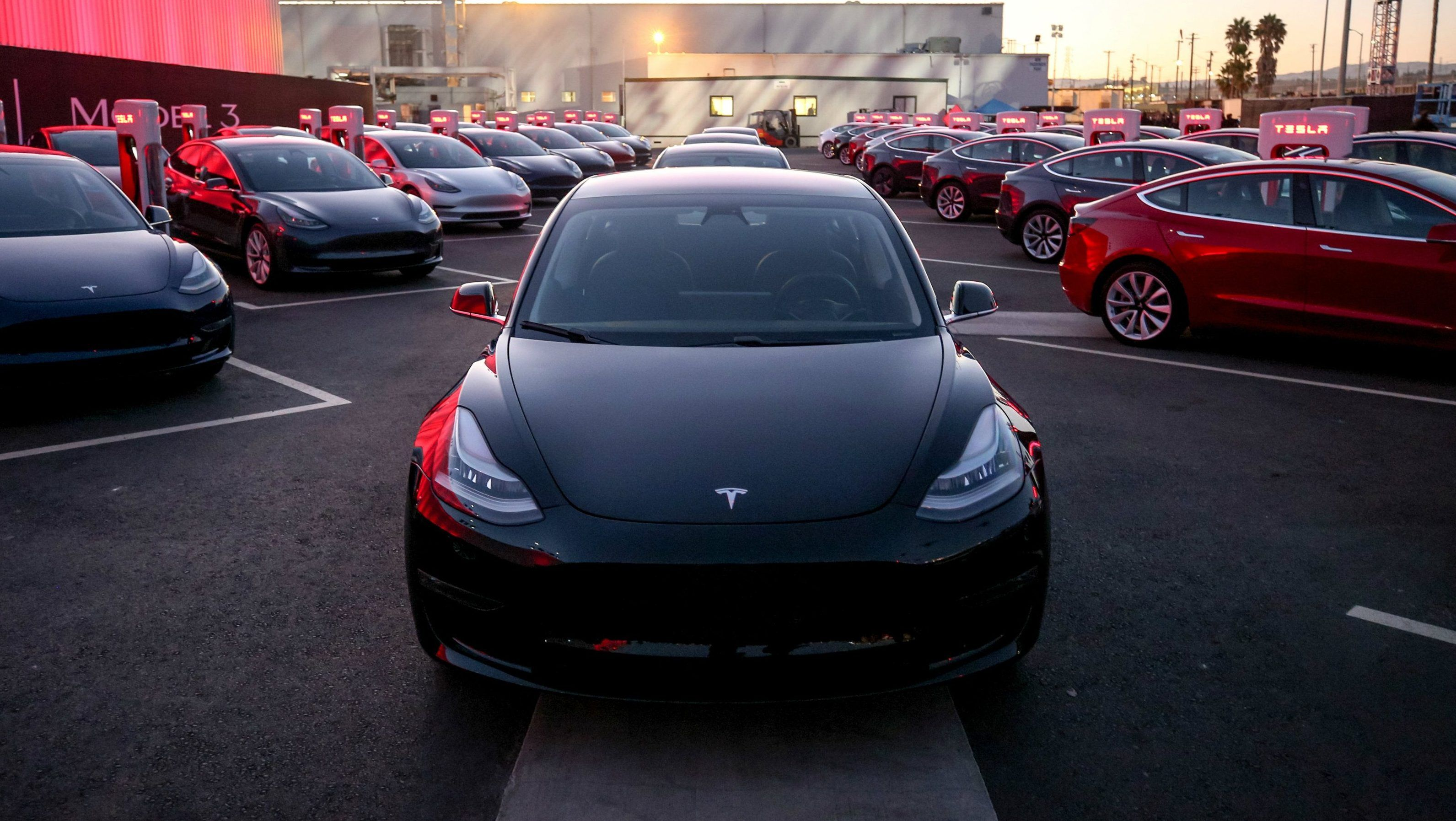 Tesla CEO Details Plans for Model 3 Brake Fix