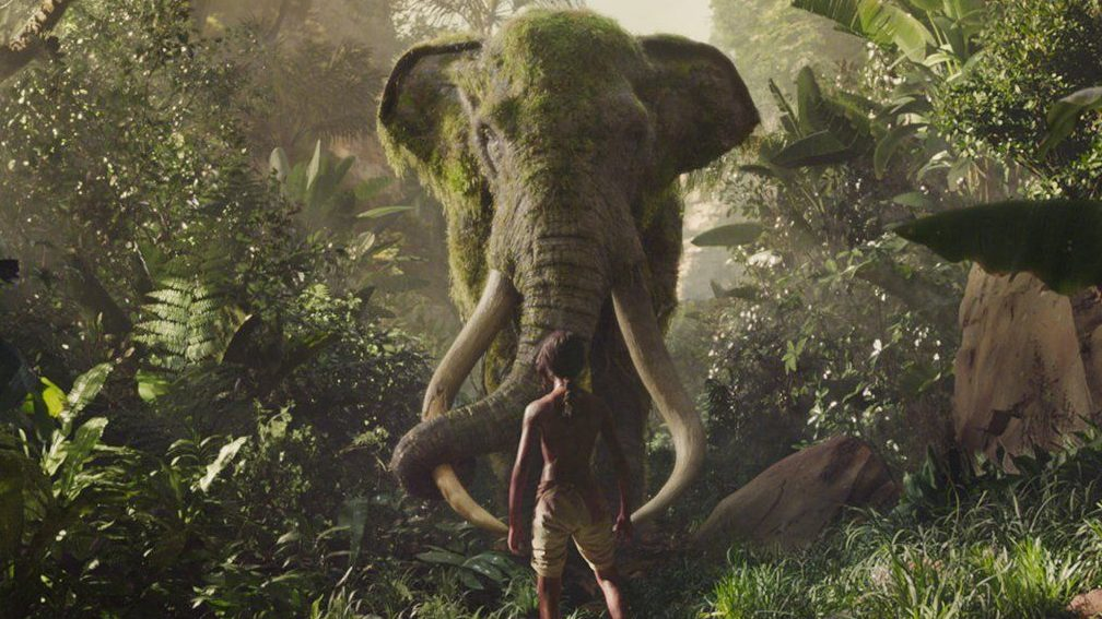 The Jungle Book 2016 Hindi Dubbed