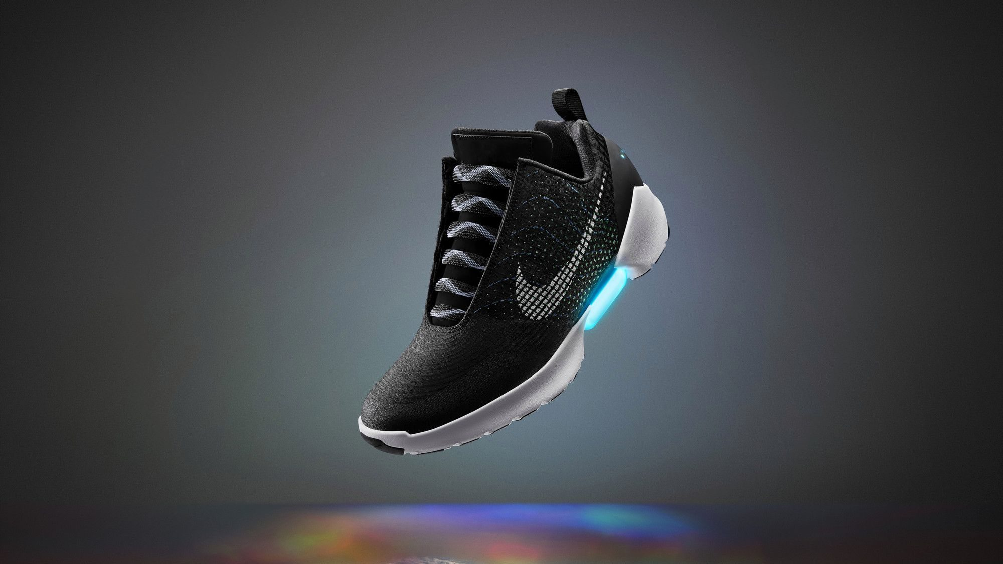 786a45a3ac How Nike's HyperAdapt and Mag self-lacing sneakers were created — Quartz