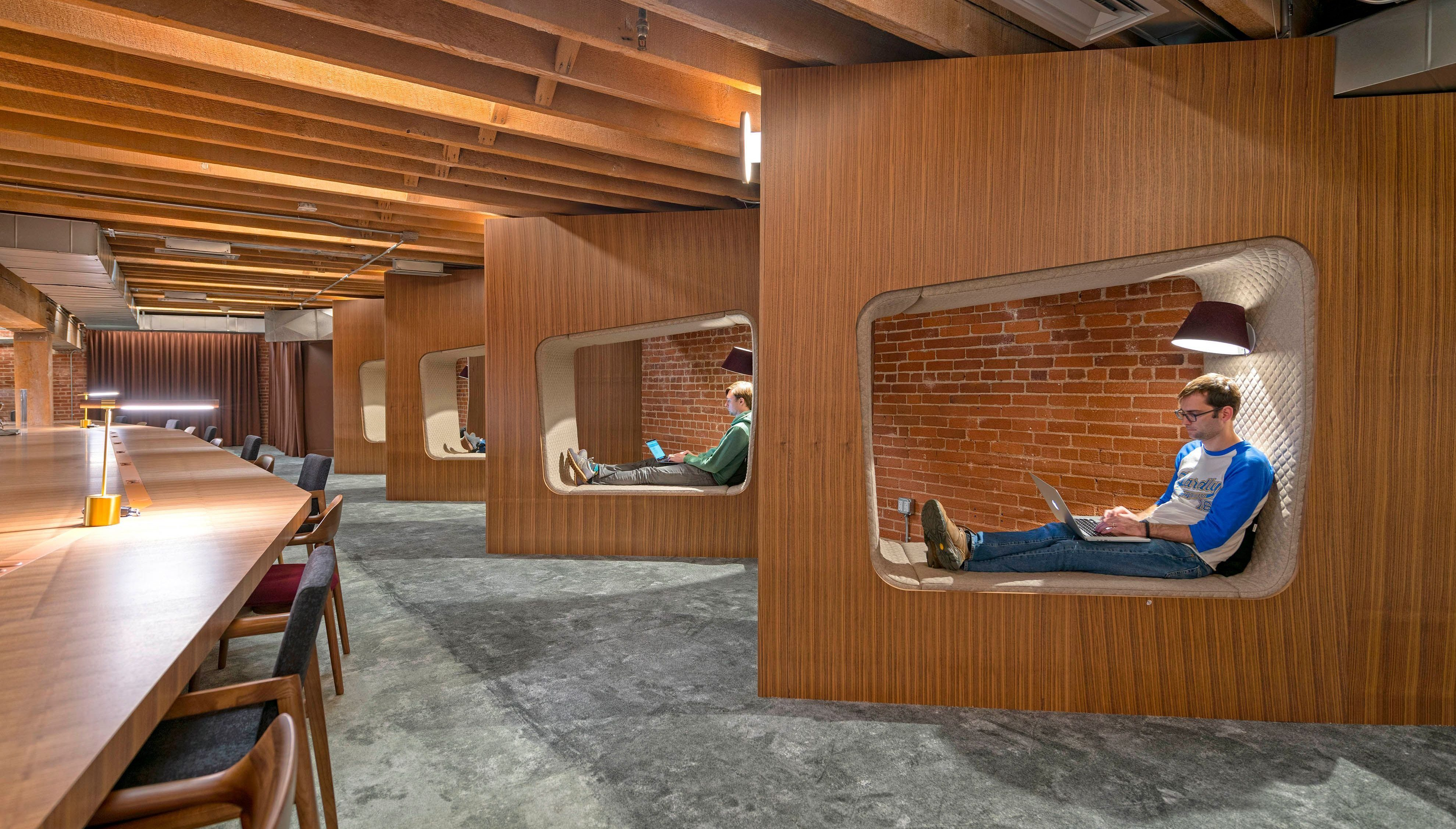 Github S Refurbished San Francisco Headquarters Is