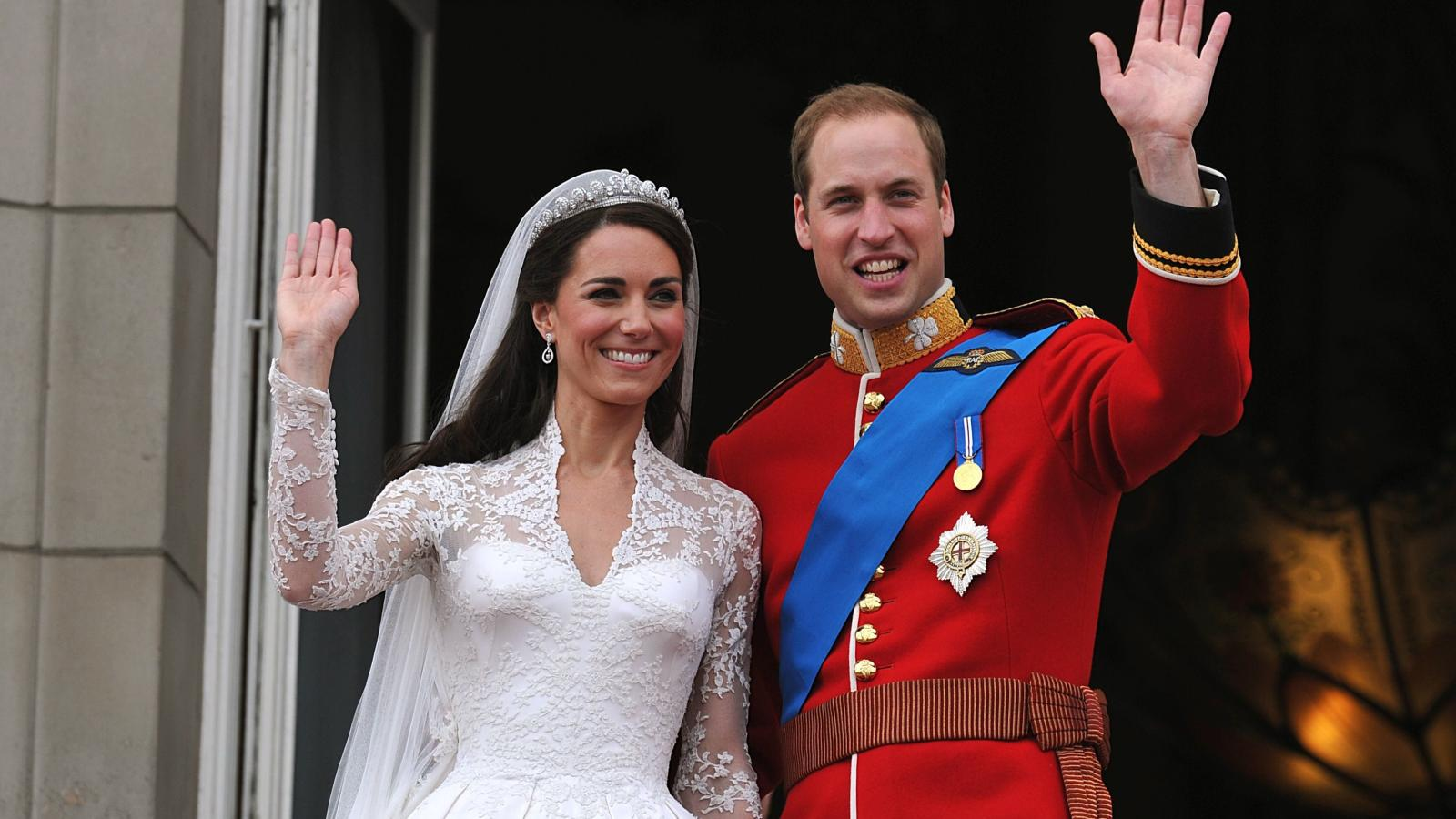 45ec44b97de Royal wedding  The best dresses from Kate Middleton to Queen ...