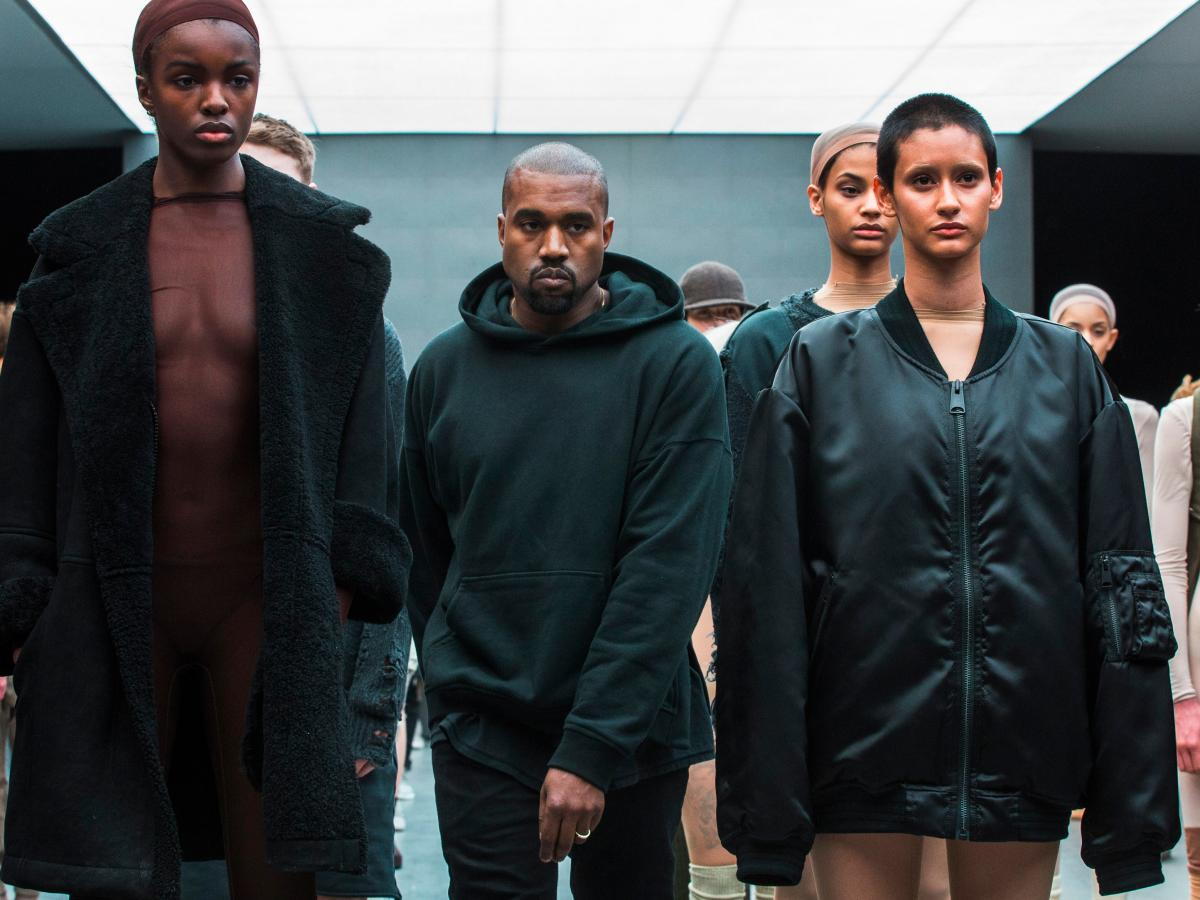 habla Pensamiento Santuario  Adidas is facing pressure to end its collaboration with Kanye West after  his slavery comments — Quartz