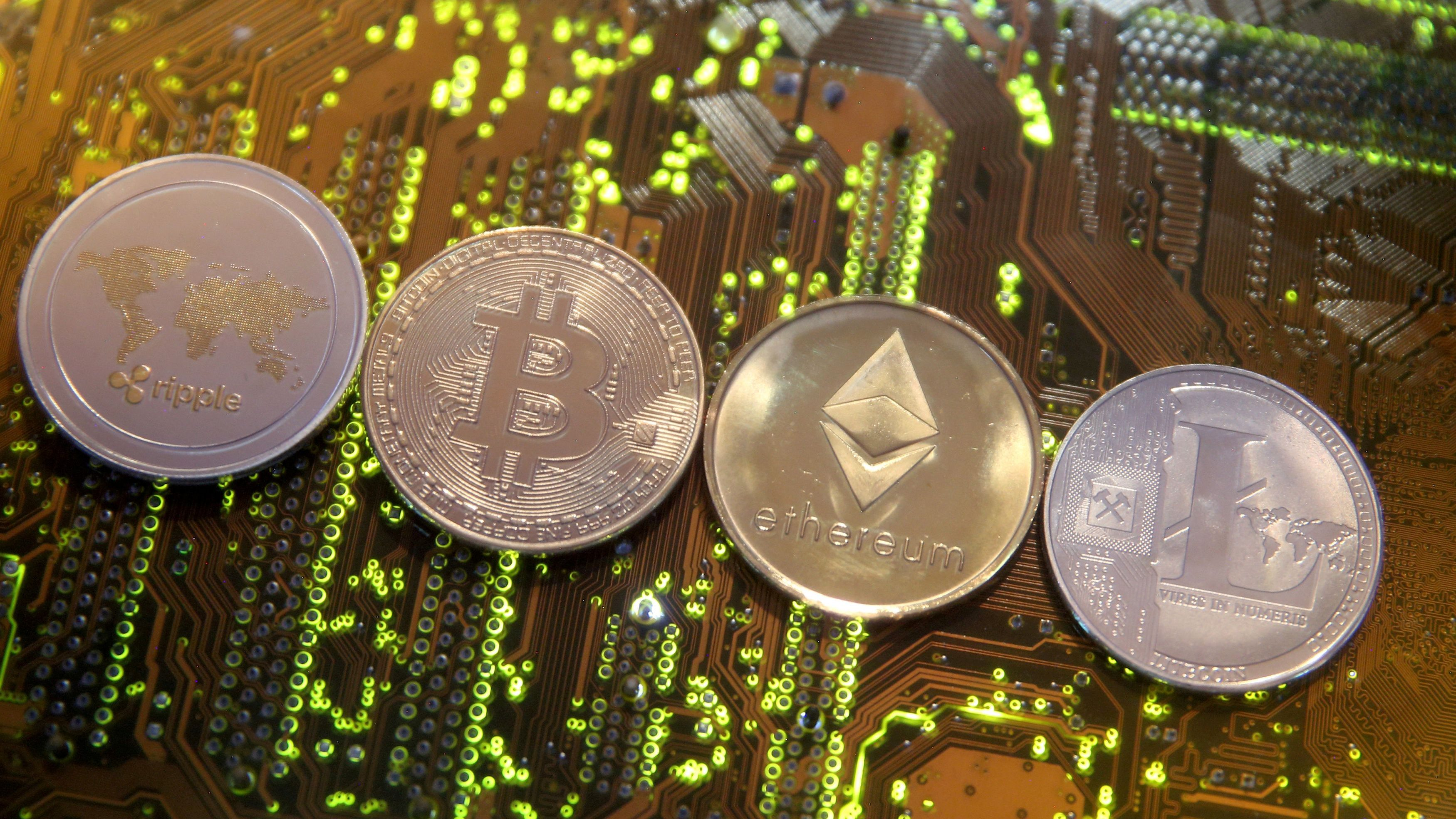 New Chinese study puts Ethereum as top cryptocurrency, Bitcoin 13th