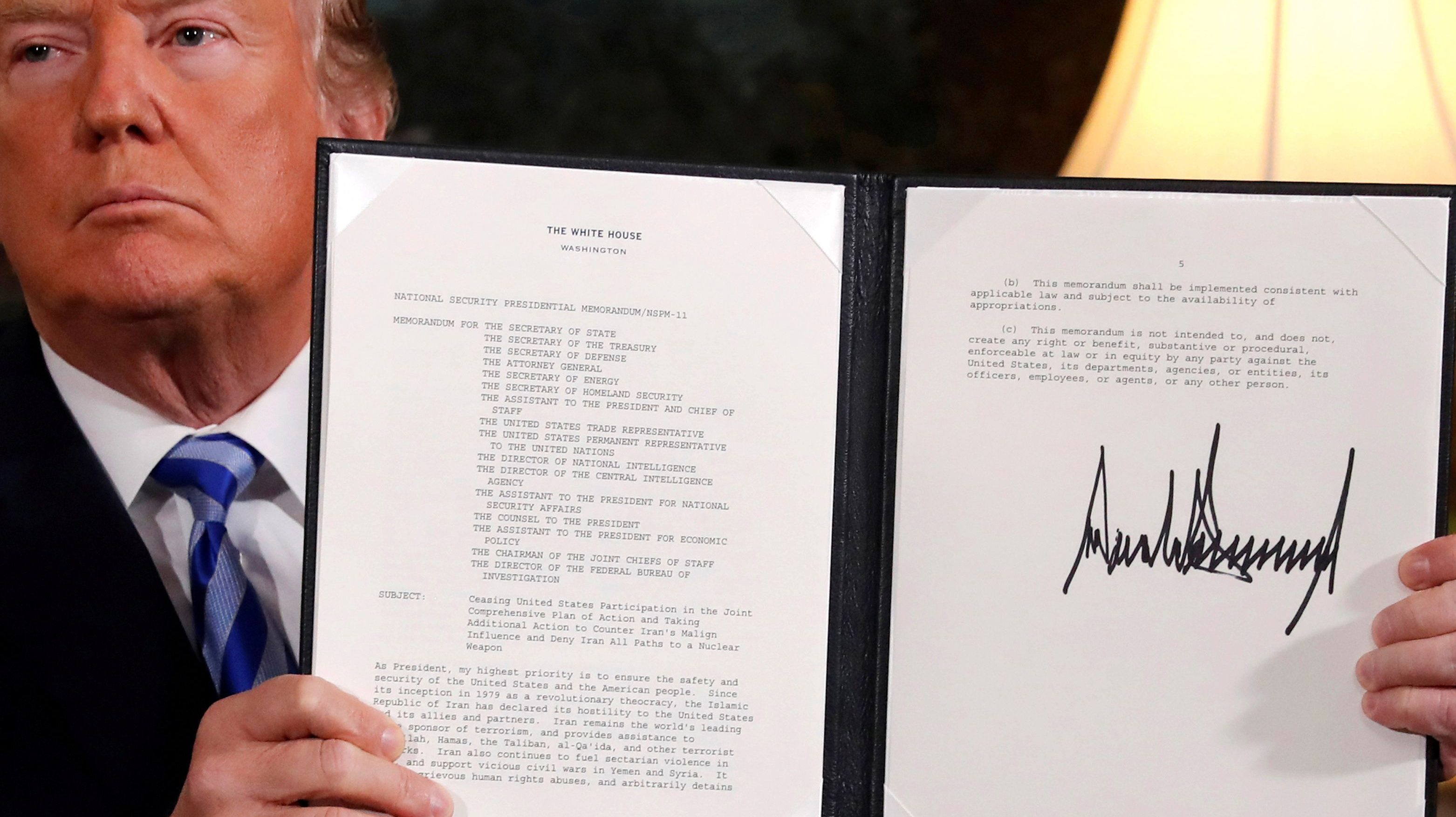 All The International Agreements The Us Has Broken Before The Iran