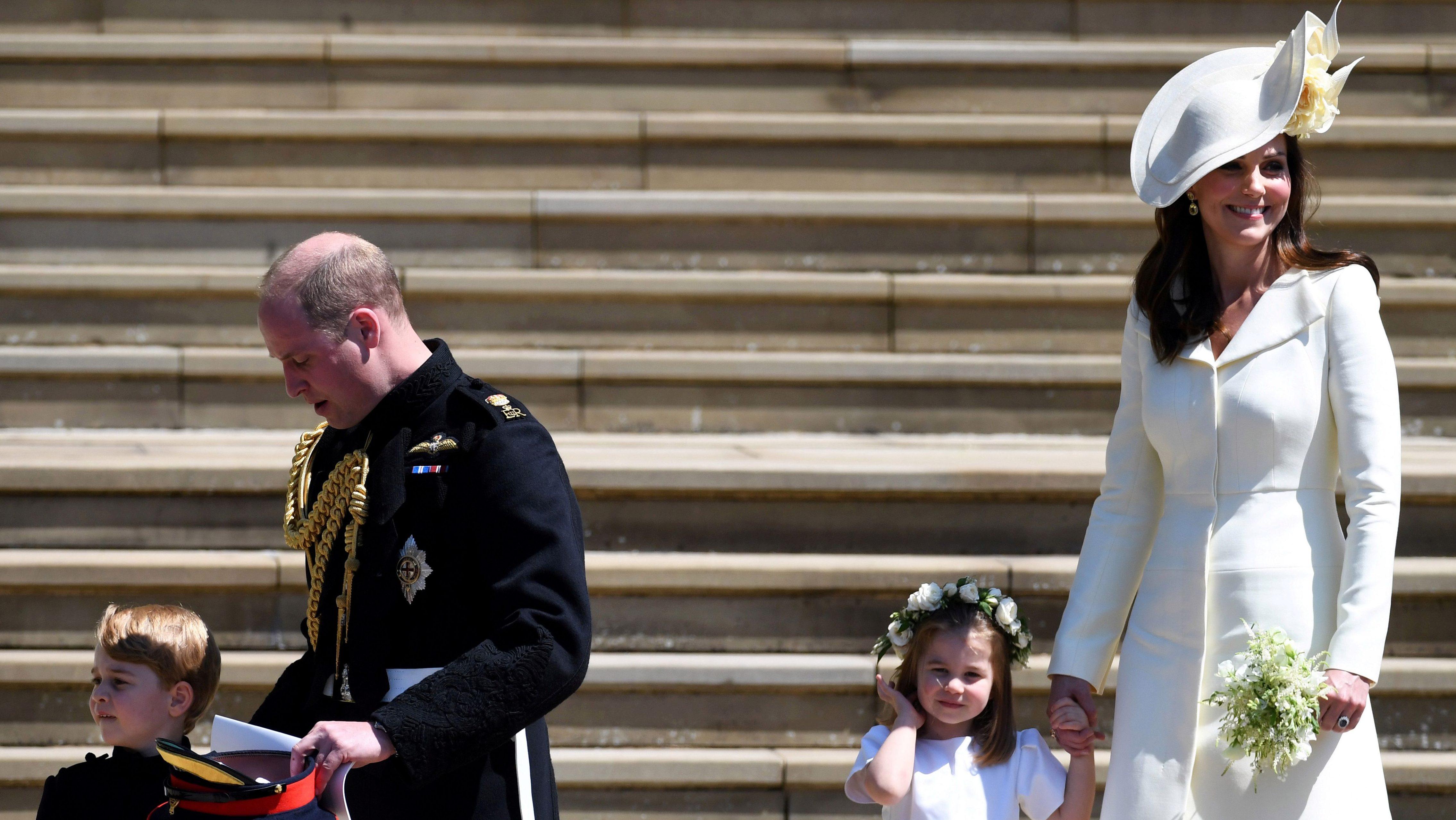 ea919cb2996f3 Is it OK to wear white to a wedding  Kate Middleton wore white at ...