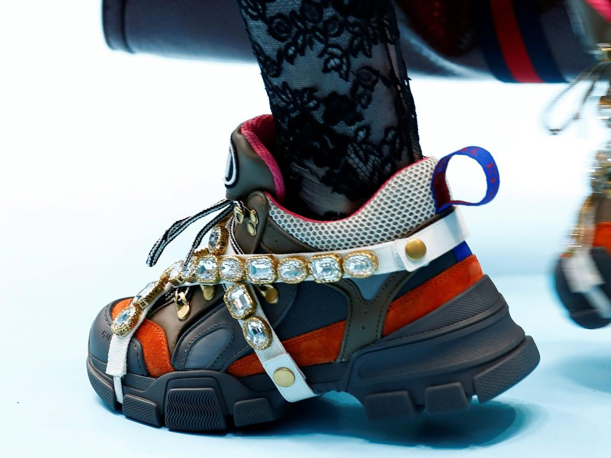 69c1b51cdf The ugly designer sneakers that have taken over fashion — Quartzy