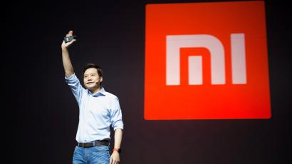 Lei Jun, founder and CEO of China's mobile company Xiaomi gestures during a launch of the company's new products in Beijing, China, September 27, 2016. Picture taken September 27, 2016.