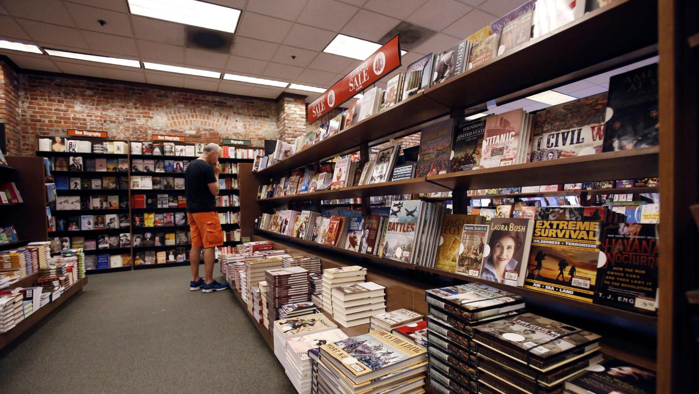 What will the death of Barnes & Noble do to bookstores ...
