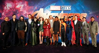 1595bb17cbcc Disney confirms Marvel s Avengers franchise could go on infinitely