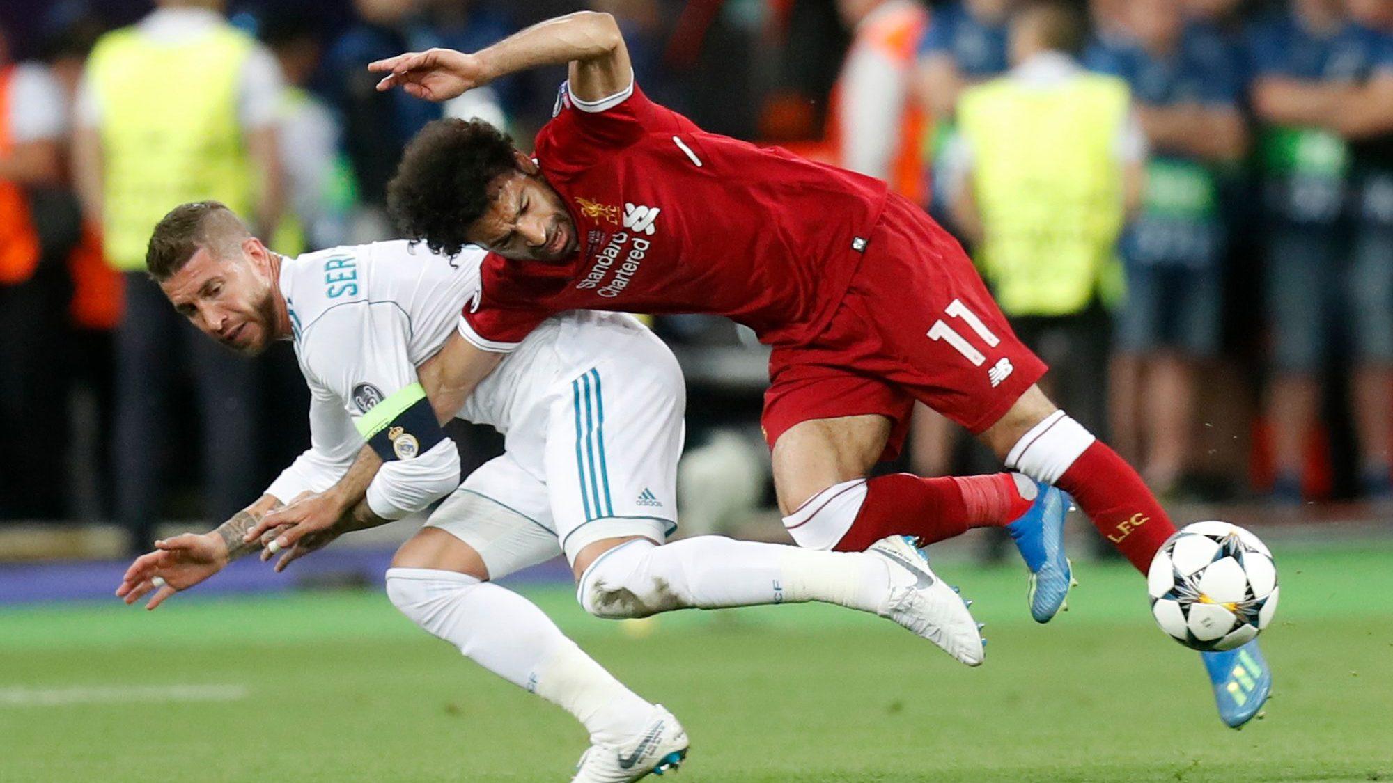 Salah's shoulder injury may miss the world cup
