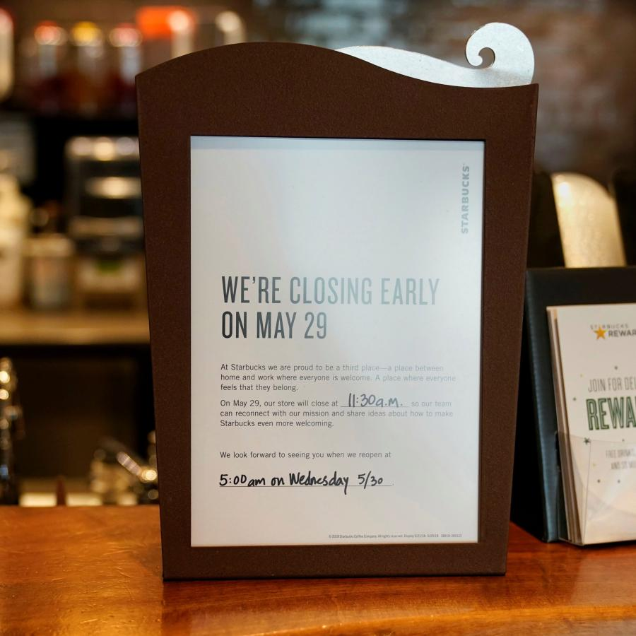 What Starbucks can teach Wells Fargo about the art of corporate ...