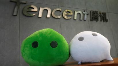 WeChat parent Tencent has suffered the most during the