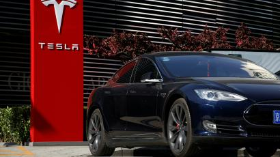 Tesla Is Setting Up Where The Real Money In Electric Cars China