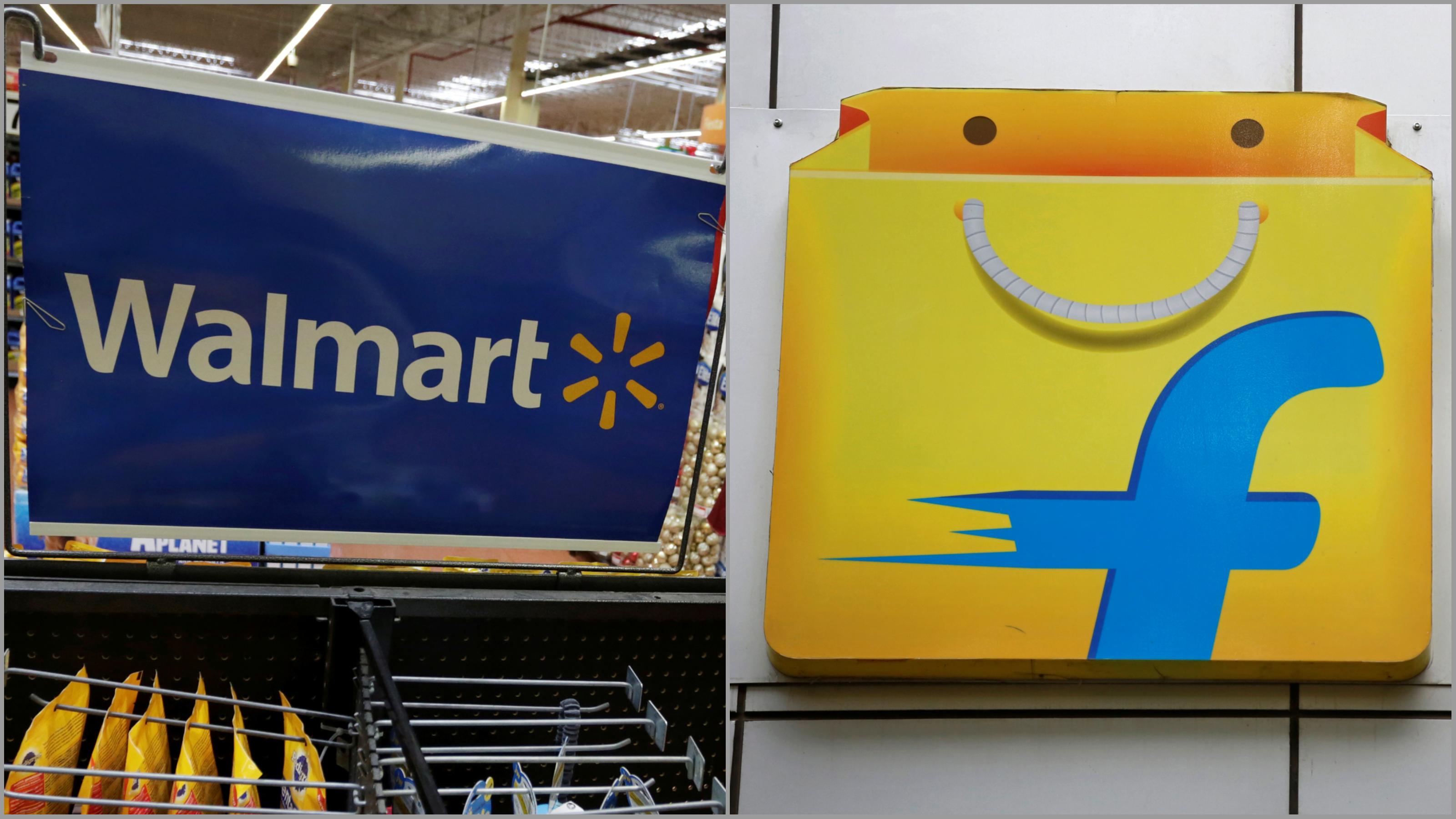 Walmart acquired Flipkart.
