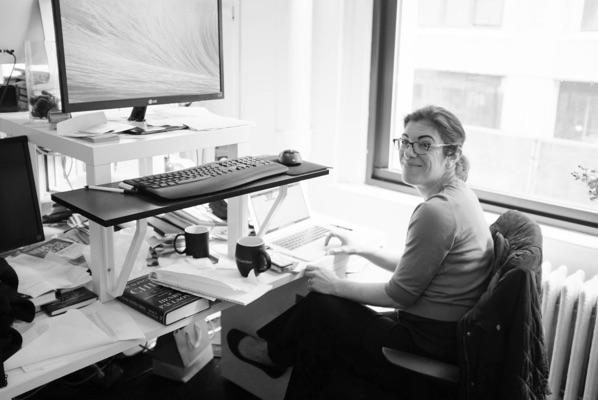 Heather, executive editor