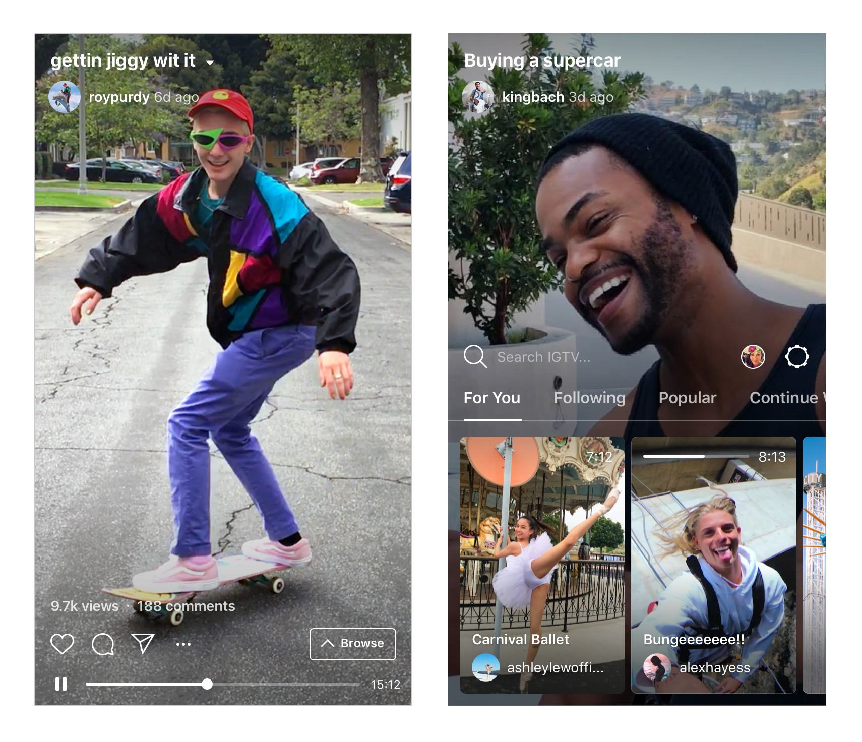 Fashion's Next Obsession Has Launched: Video ForInstagram