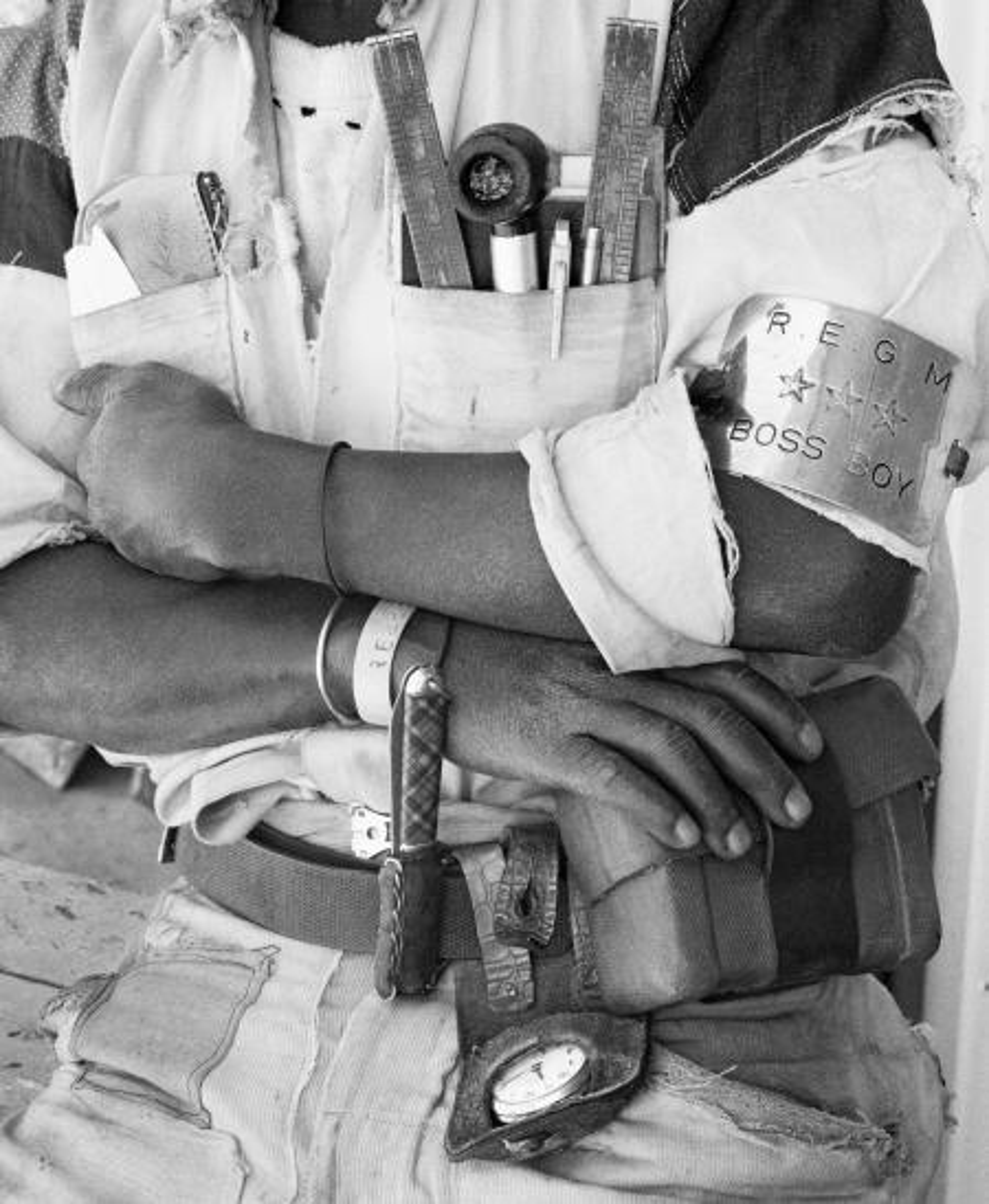 Photos: David Goldblatt, celebrated South African photographer, has died