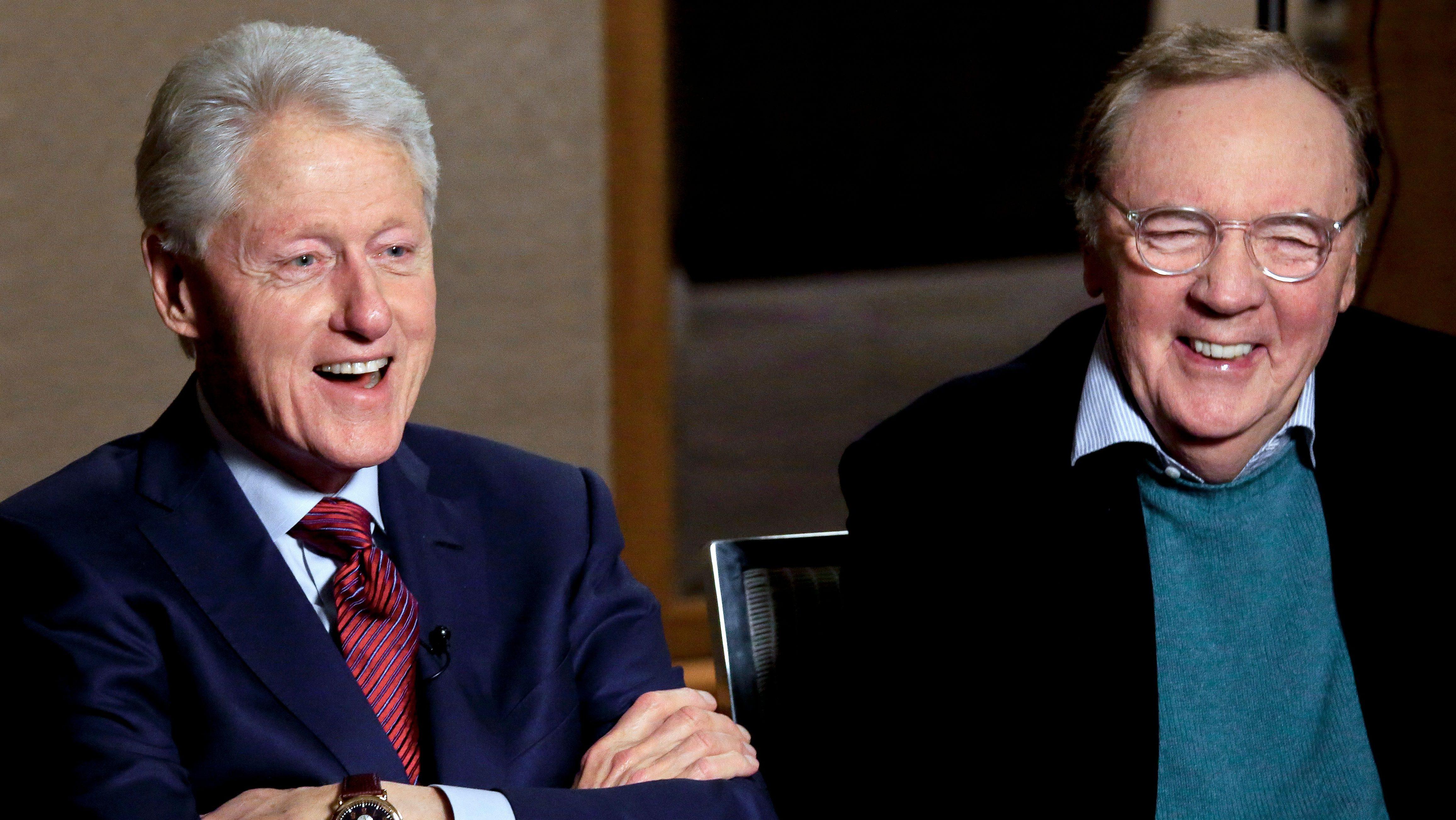 Bill Clinton, James Patterson book