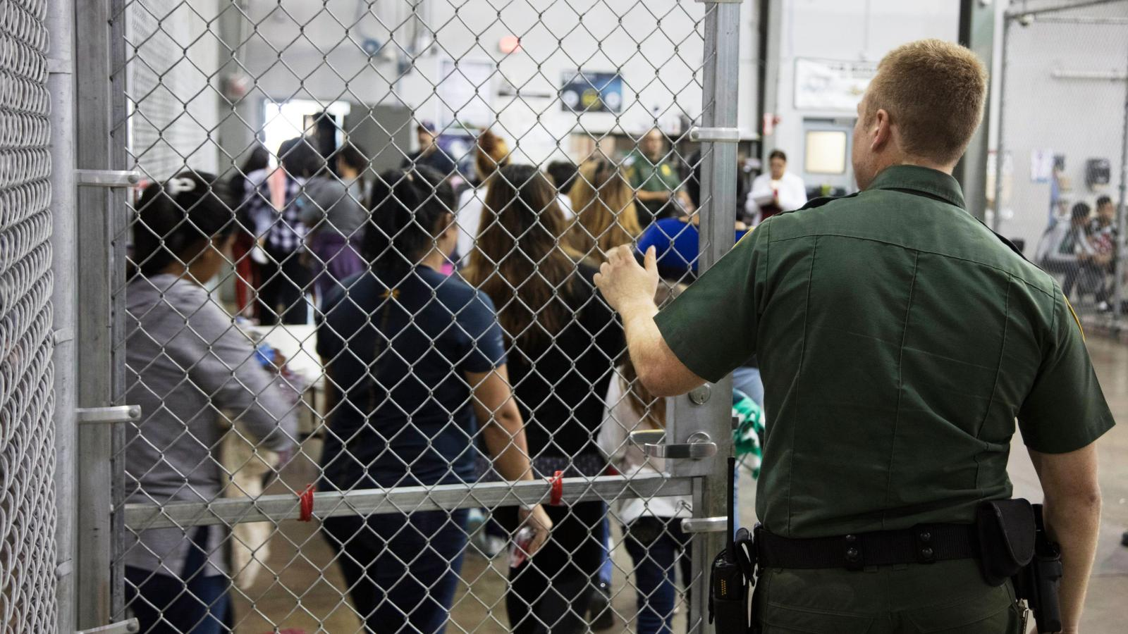 Are US immigrant child detention centers