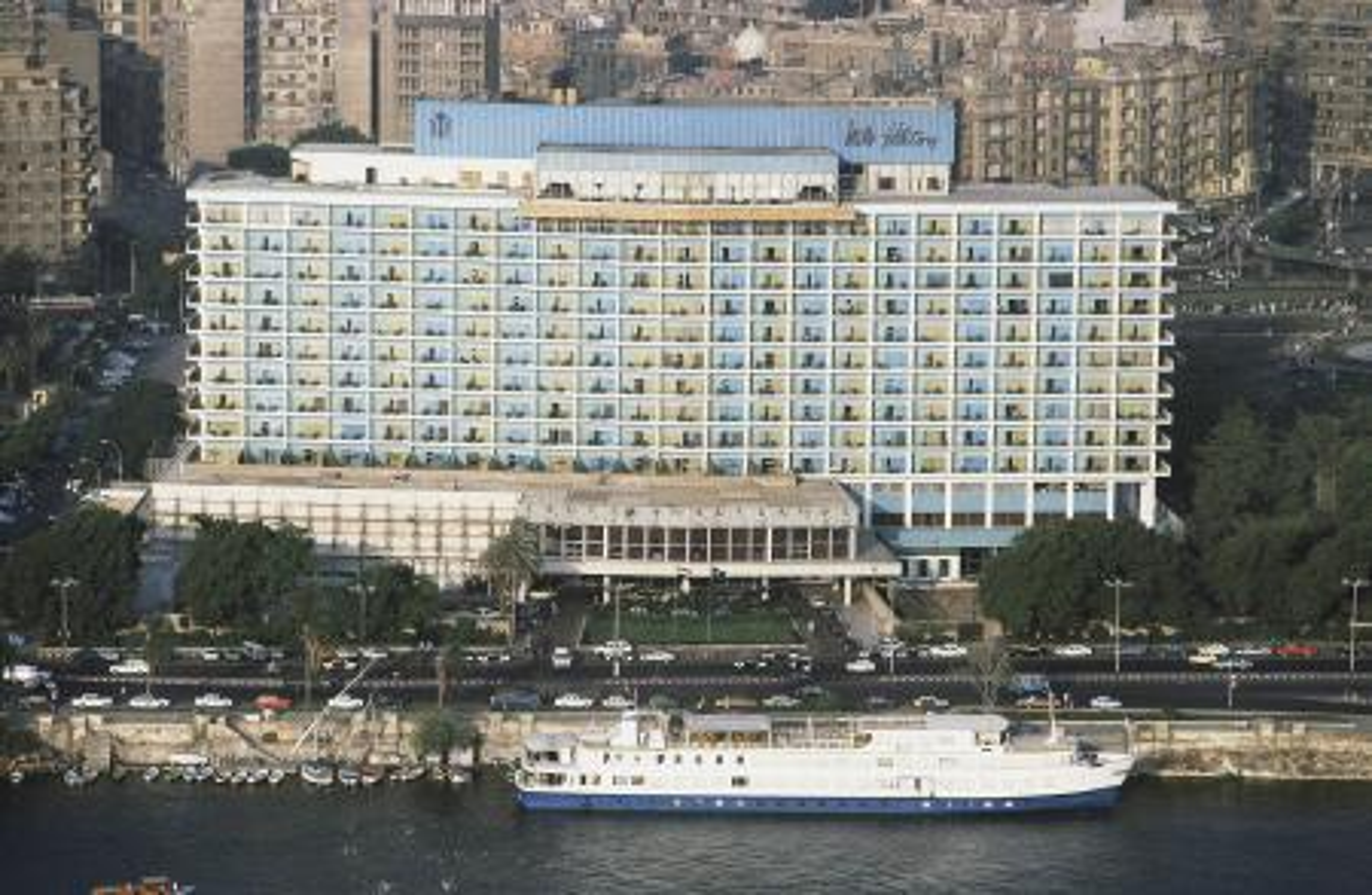 Egypt Nile Hilton