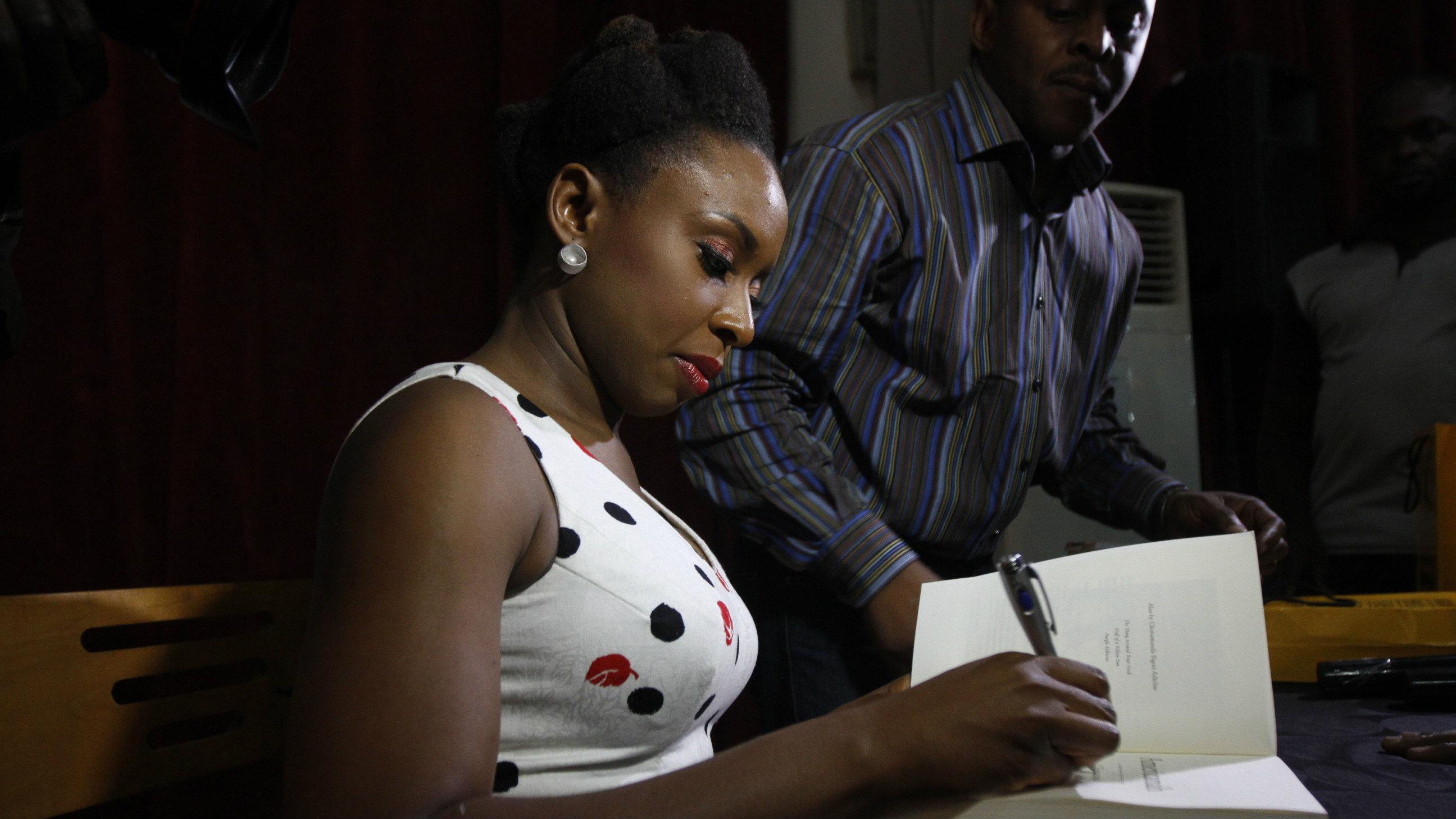 Chimamanda Ngozi Adichie activism