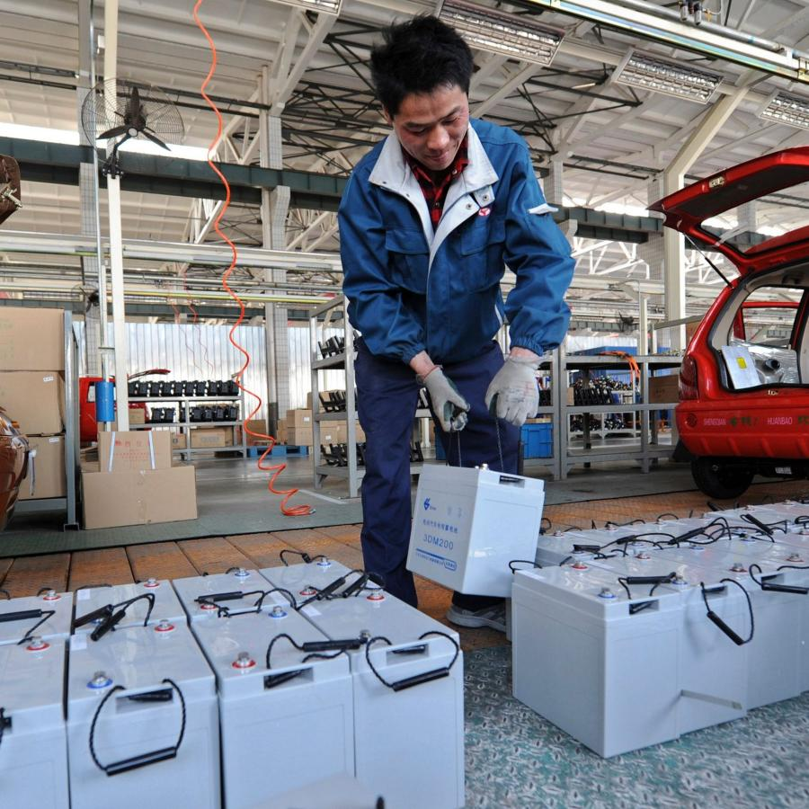 Here Are All The Gigafactories That Chinese Electric Vehicle Battery Giants Building Quartz