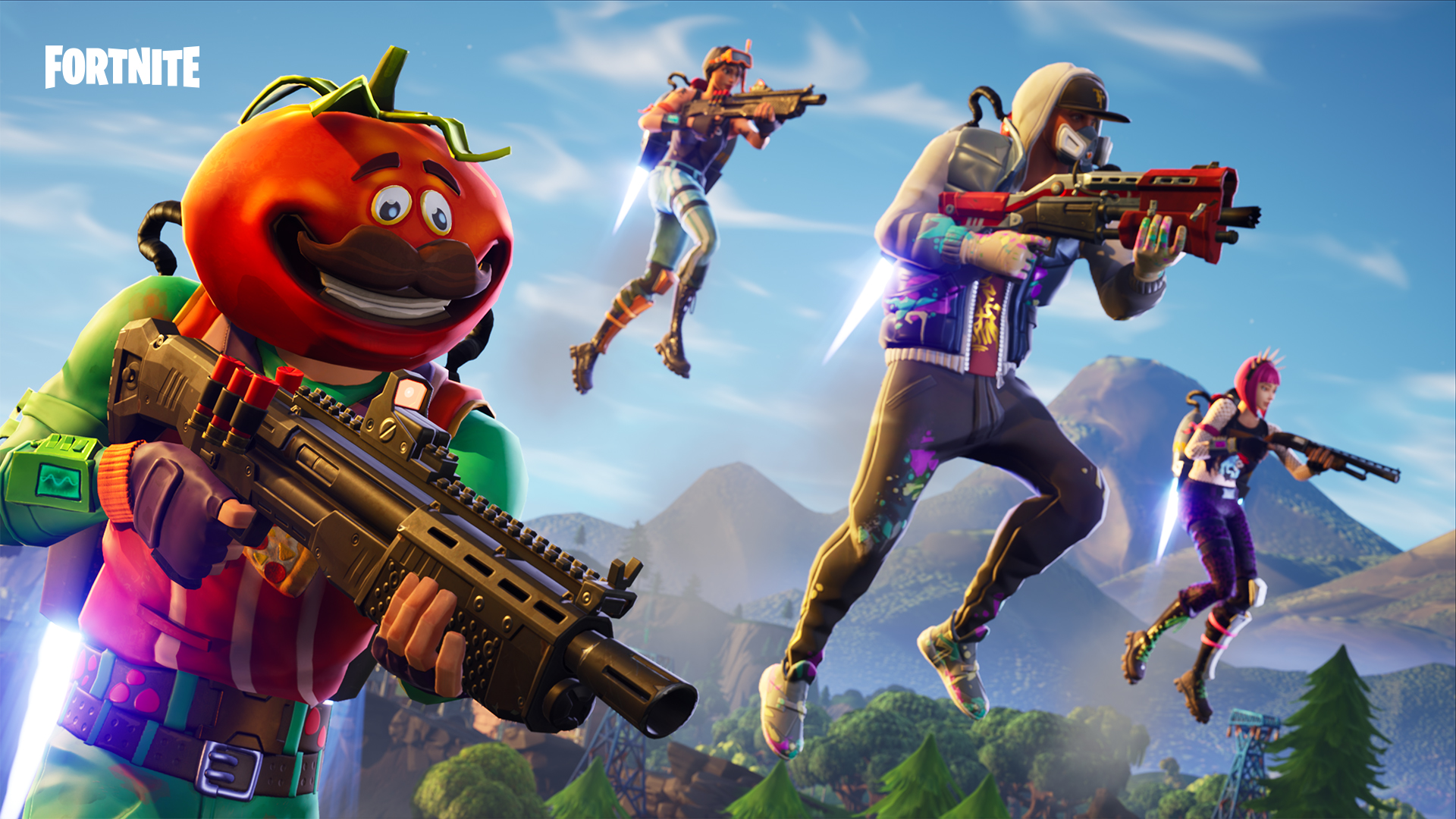 The first Fortnite Battle Royale World Cup was announced for late 2019.