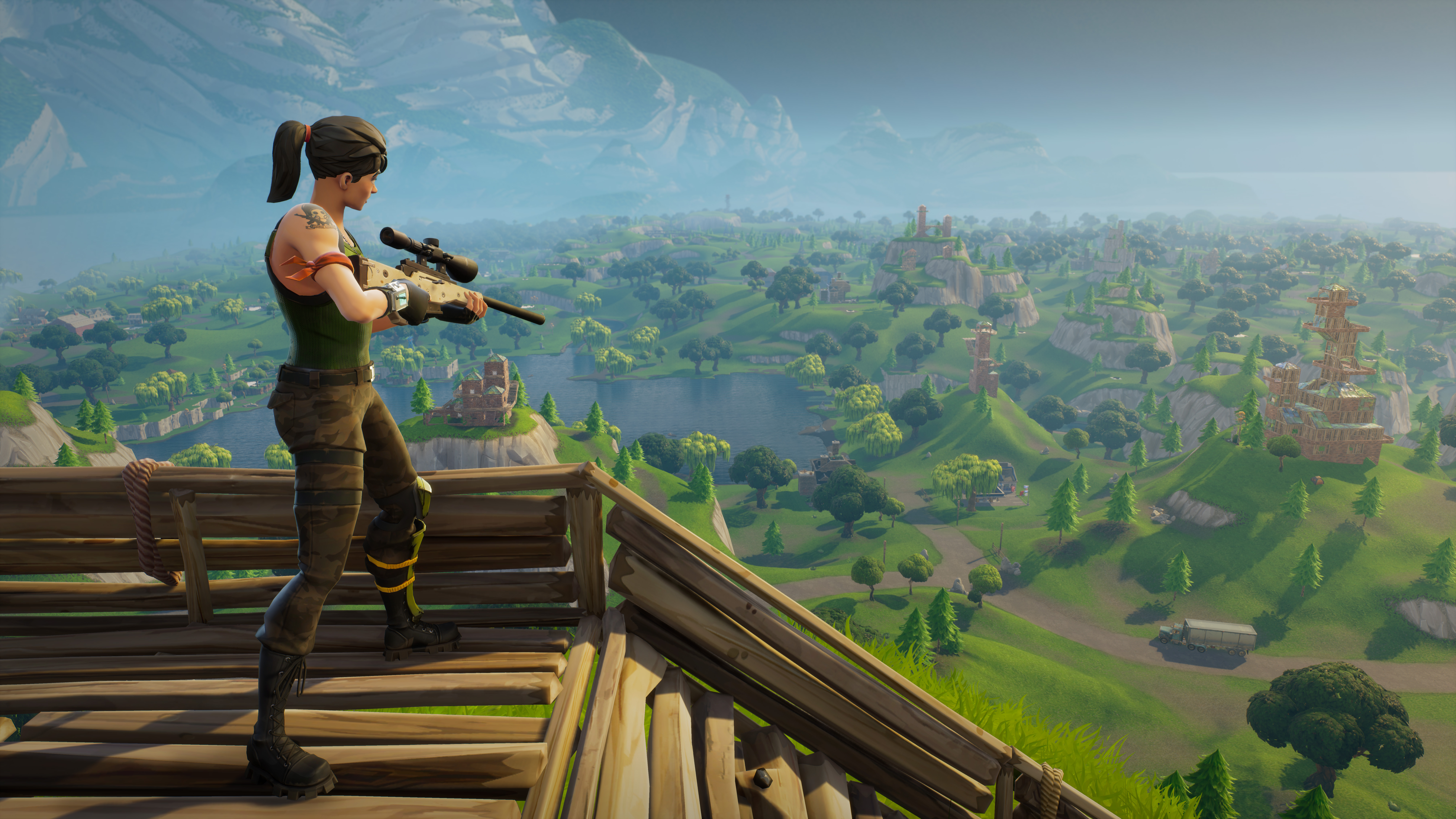 Fortnite's E3 Celebrity Pro-Am Tournament is over, and the grand prize winner is Ninja