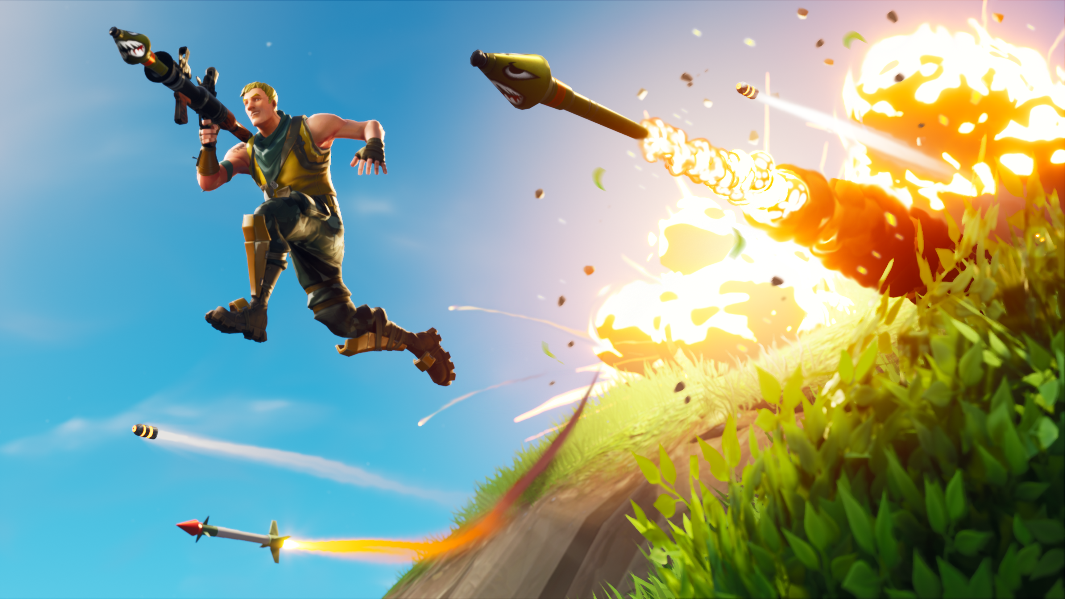 The jetpack will be leaving Fortnite Battle Royale on Monday, June 11.