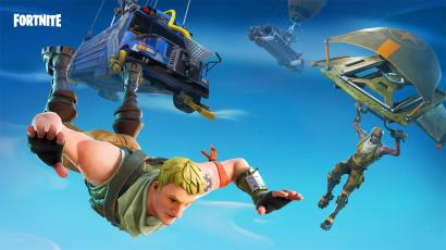 Fortnite Battle Royale's newest weapon is the stink bomb.