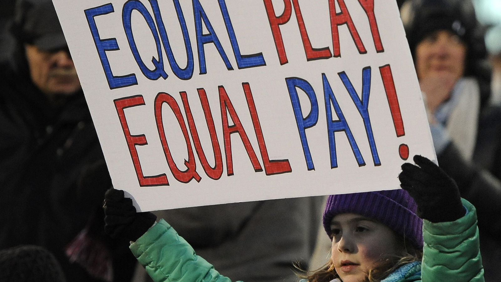 Women and pay raises