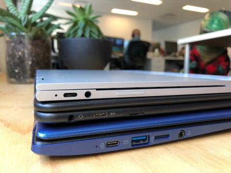You don't need an Apple Mac laptop—everything you need is in a