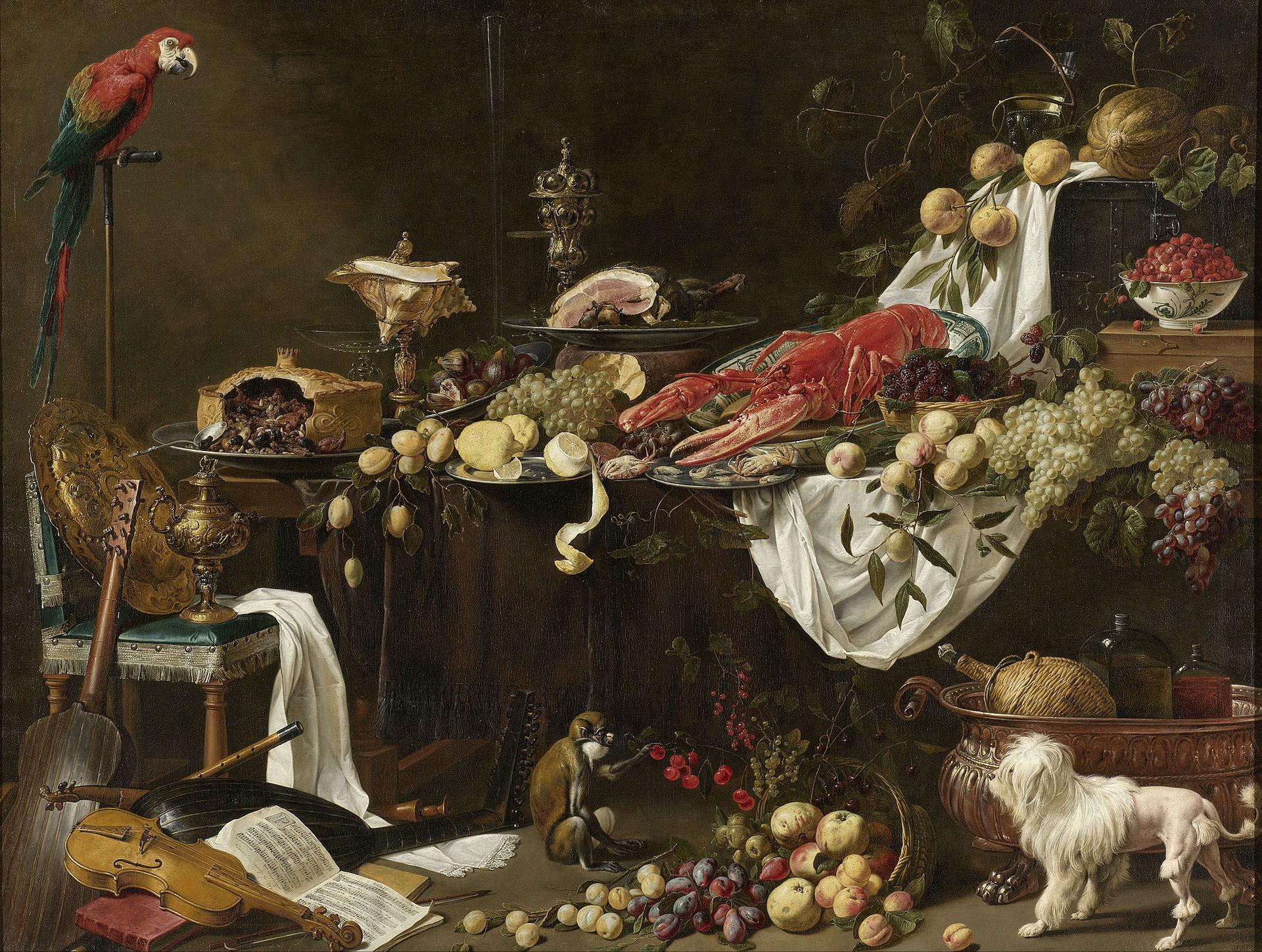 Dutch painting, instagram