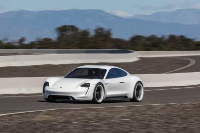 Porsche S Electric Rival To The Tesla Model Now Has A Name Taycan