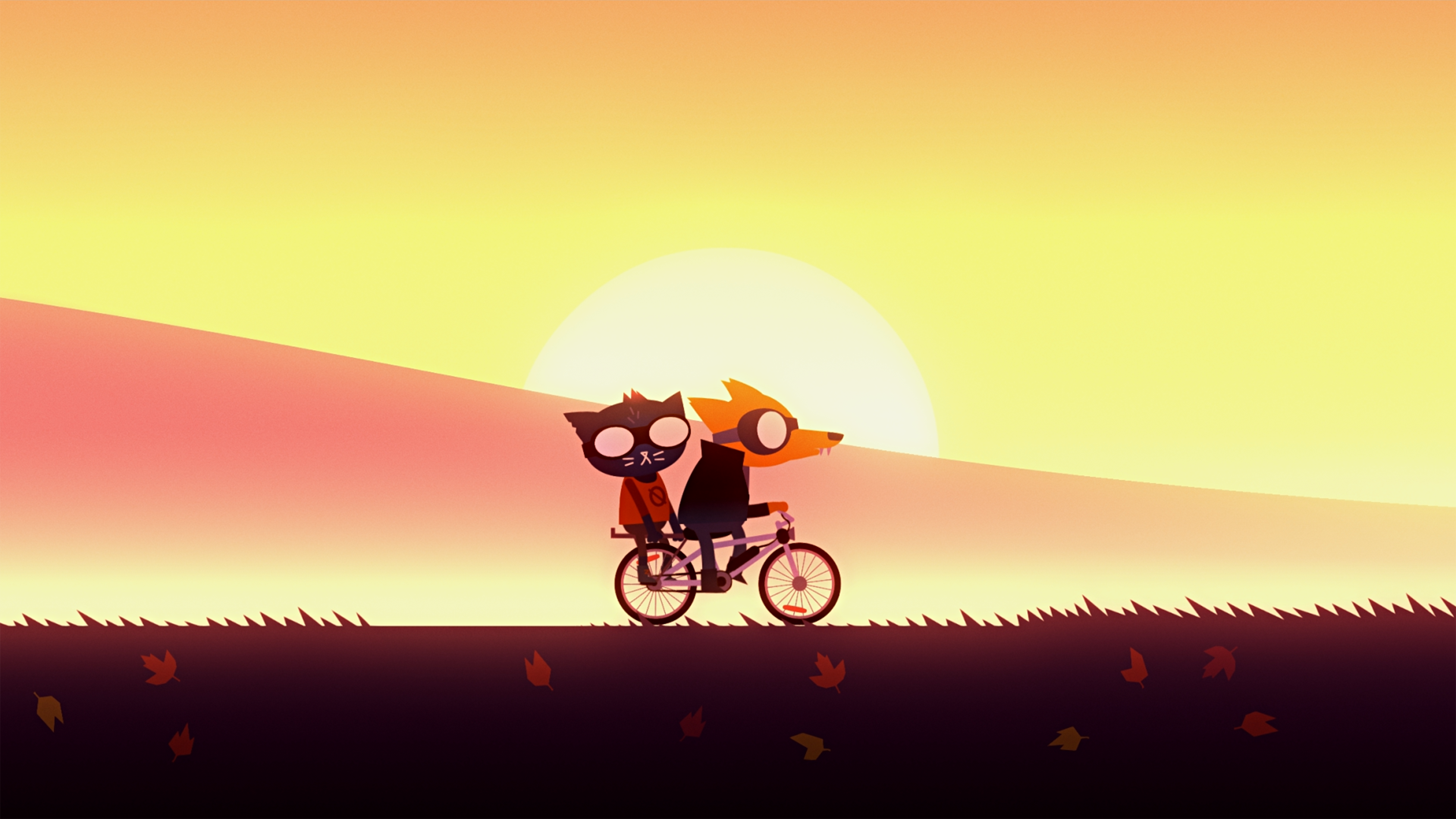 Night in the Woods, an indie video game by Infinite Fall, is currently on sale in Steam.