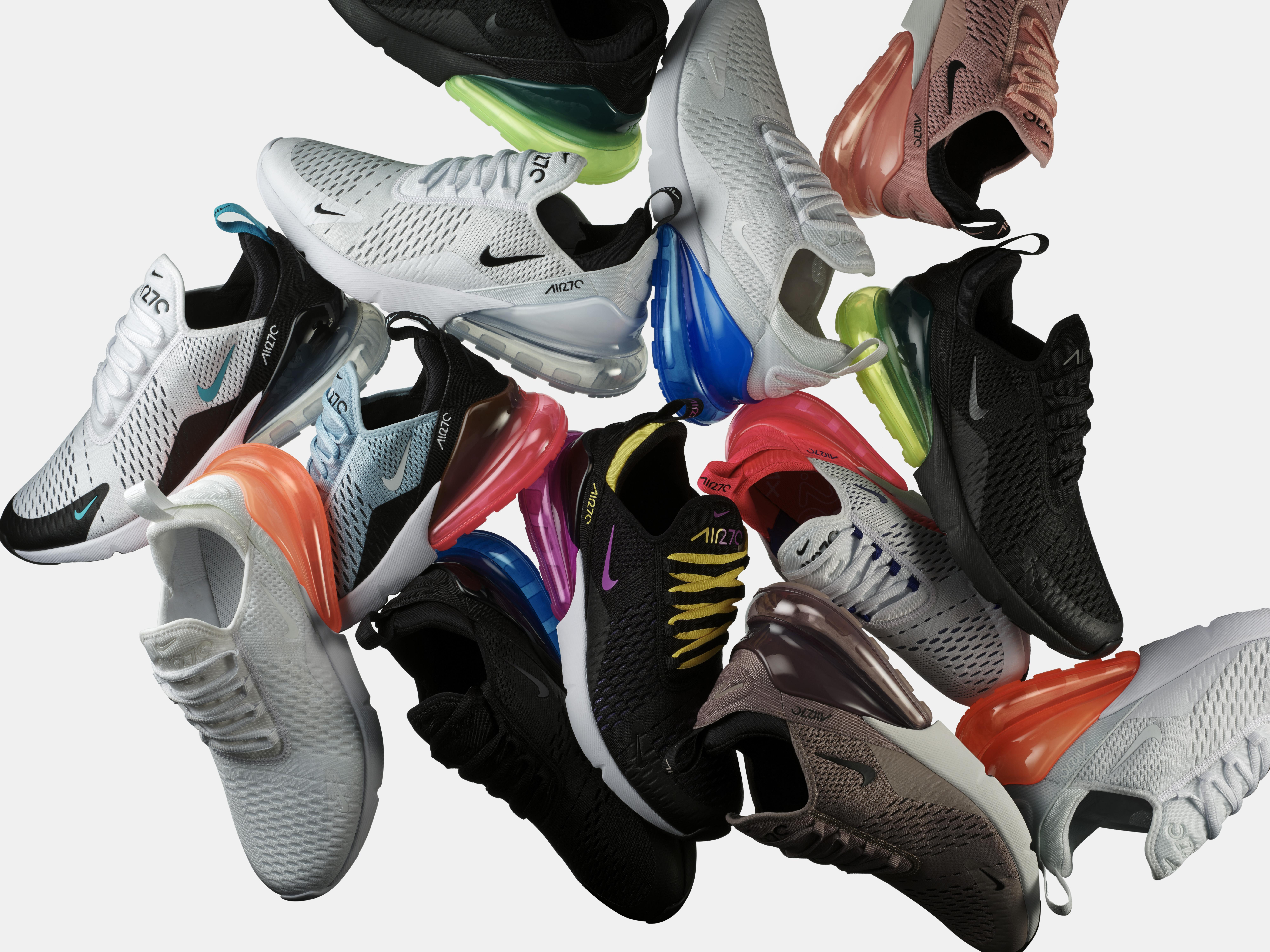 promo code 09ae5 d79c6 Air Max 270. Nike