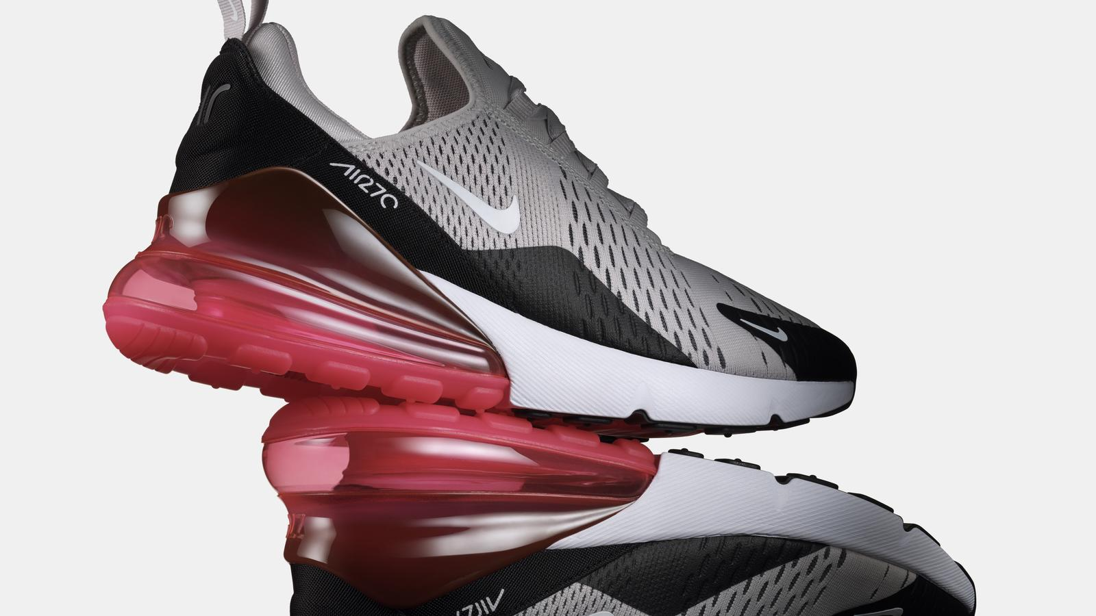 9a51b0435e Nike's Air Max 270, VaporMax, and Epic React are boosting its US sales —  Quartzy