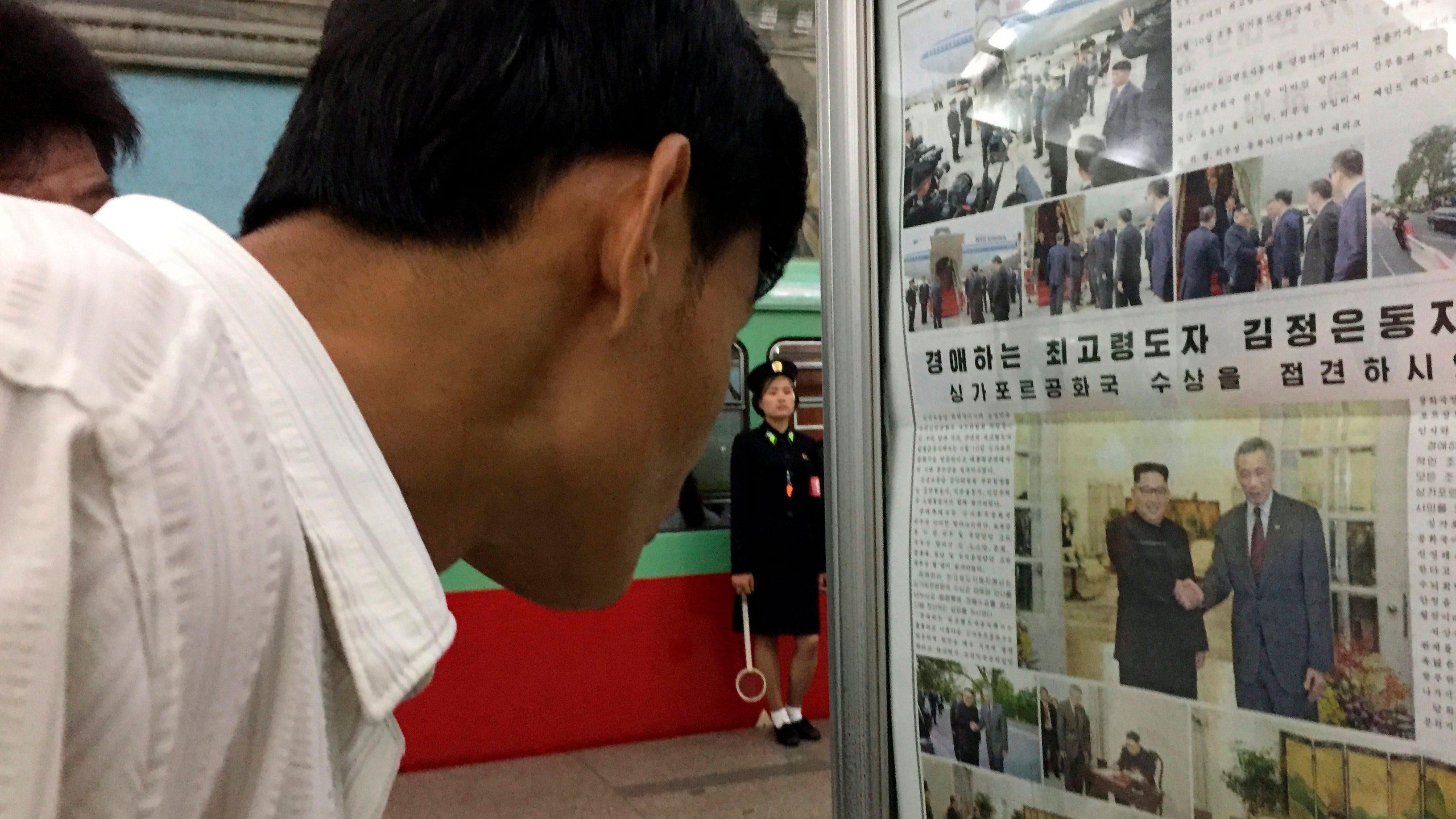 [Image: North-Korea-Trump-Kim-summit-newspaper-c...all&w=1600]